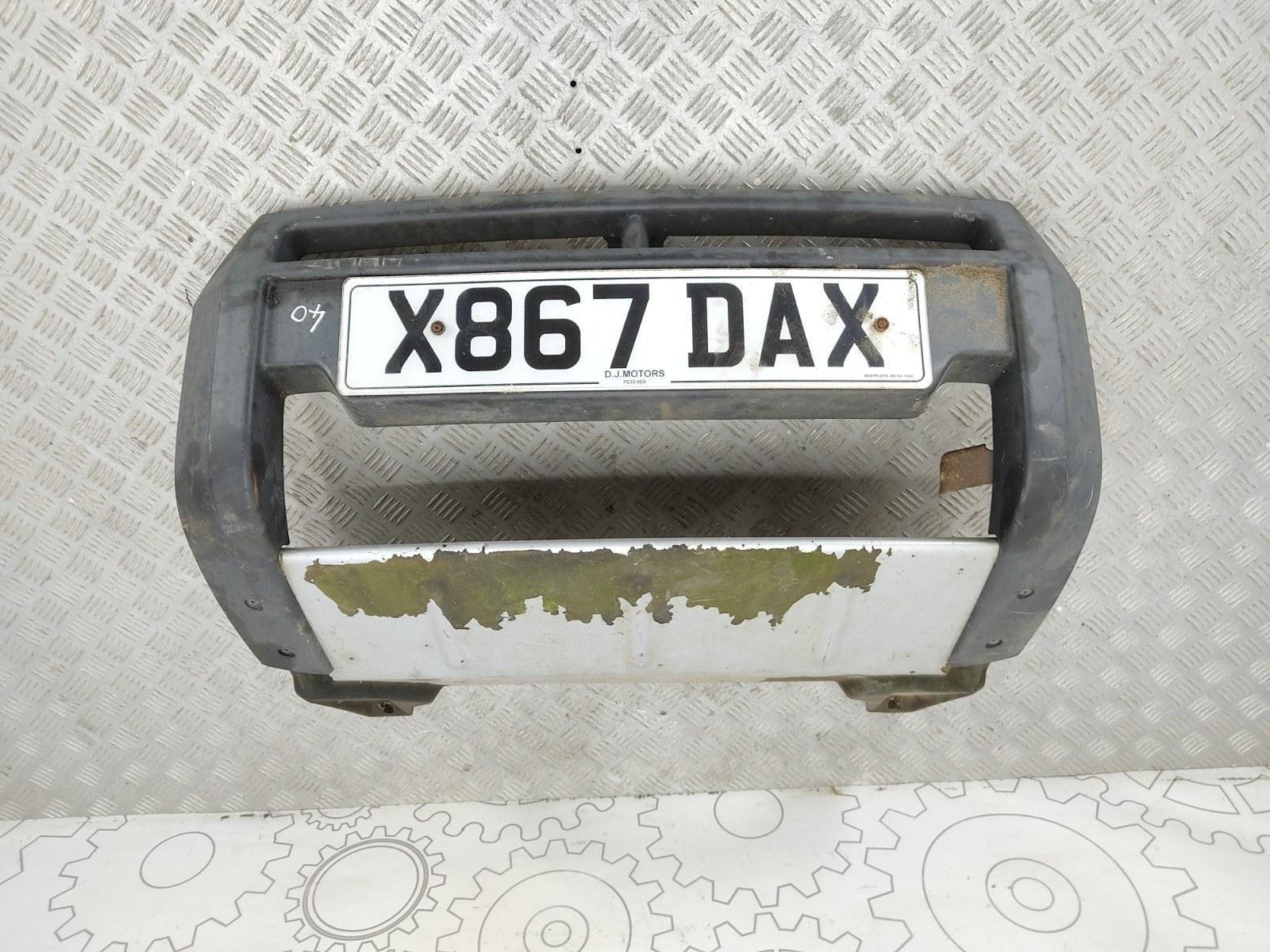 Защита бампера (кенгурятник) Renault Scenic Rx4 2.0 I 2000 (б/у)