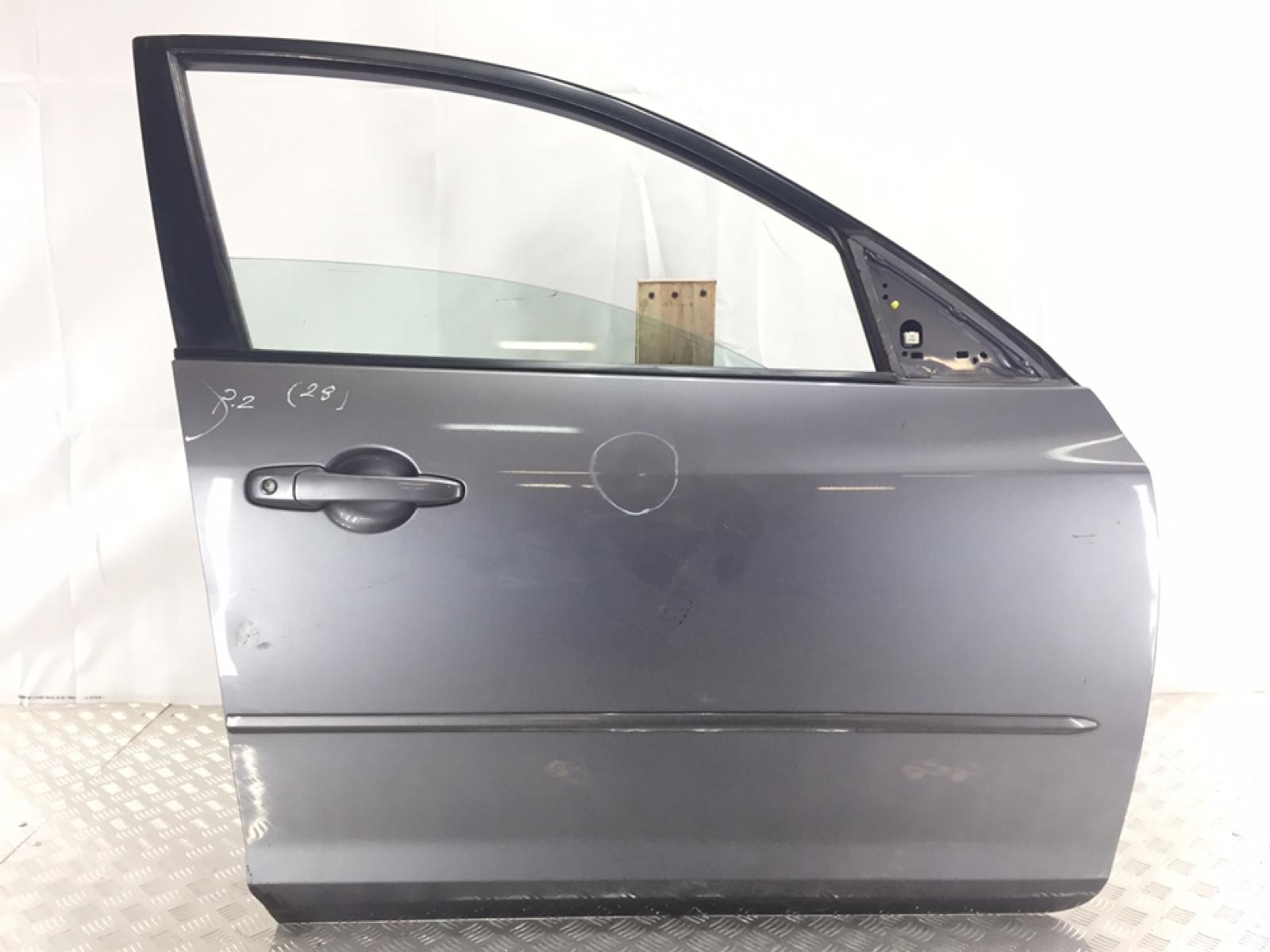 Дверь передняя правая Mazda 3 BK 2.0 I 2005 (б/у)