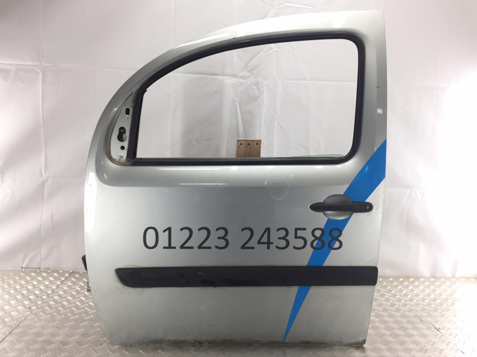 Дверь передняя левая Renault Kangoo 1.5 DCI 2010 (б/у)