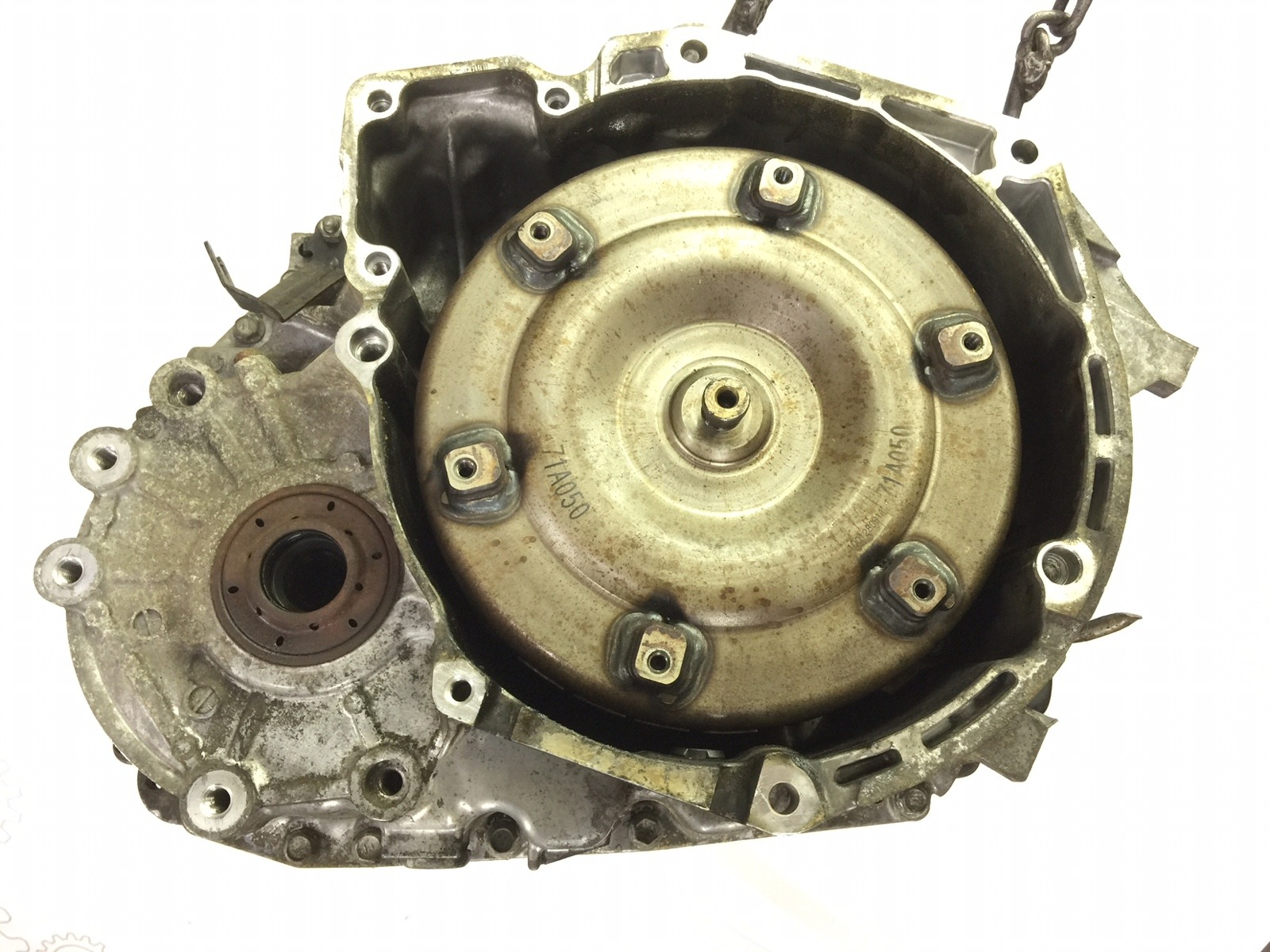 Кпп автоматическая (акпп) Opel Zafira B 1.9 CDTI 2005 (б/у)