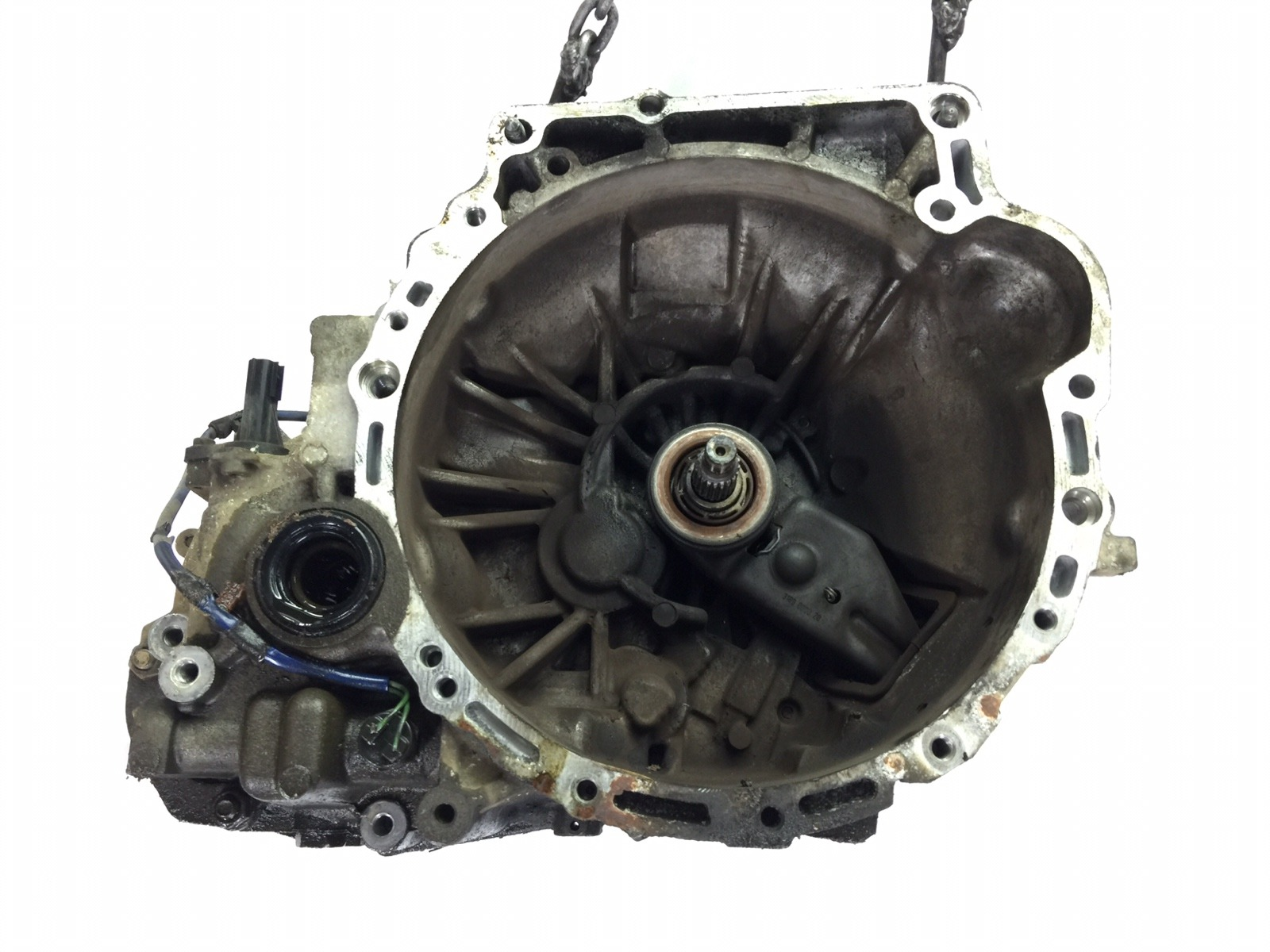 Кпп механическая (мкпп) Mazda 3 BK 1.6 I 2006 (б/у)