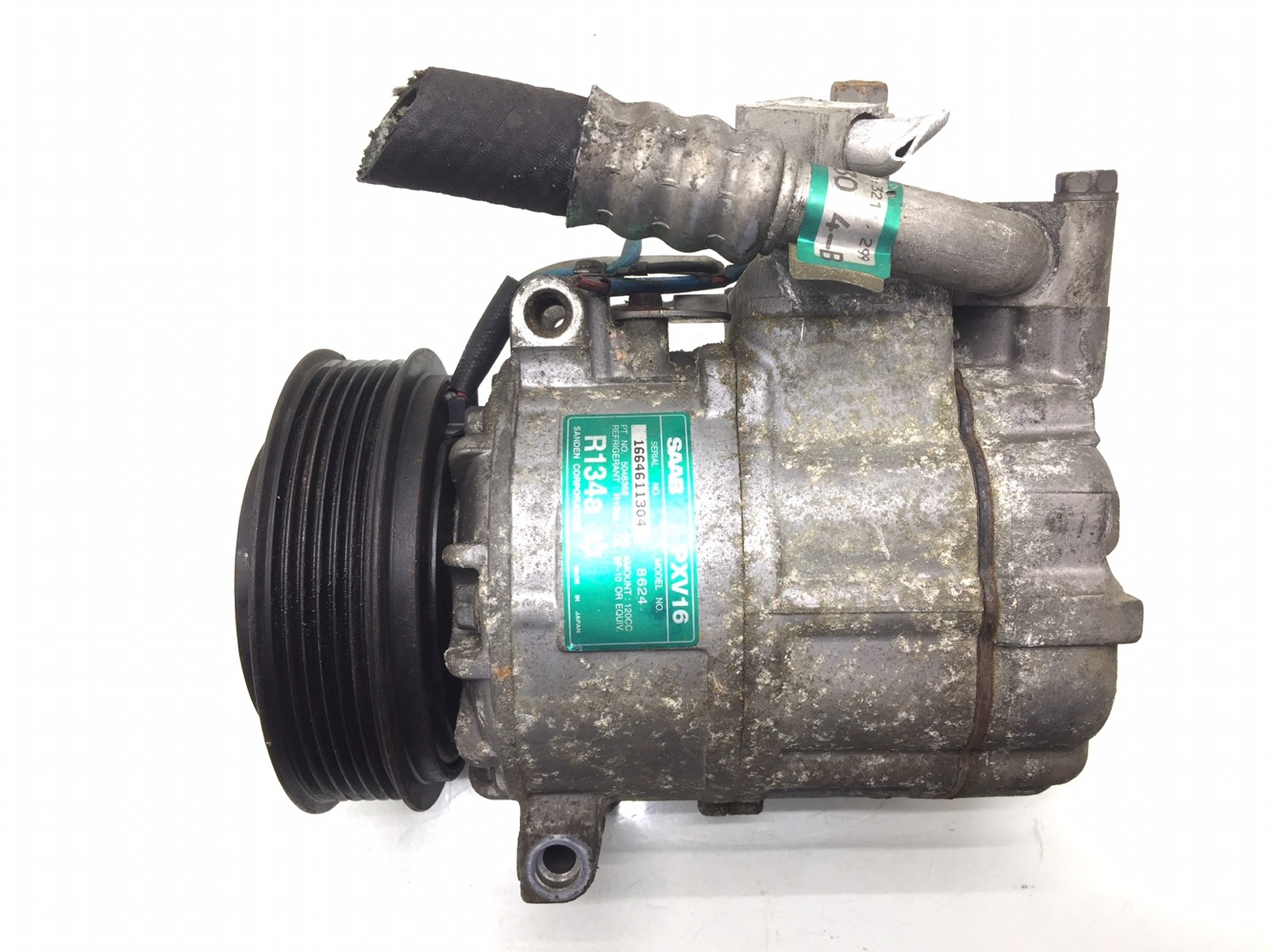 Компрессор кондиционера Saab 9-5 2.0 TI 2004 (б/у)