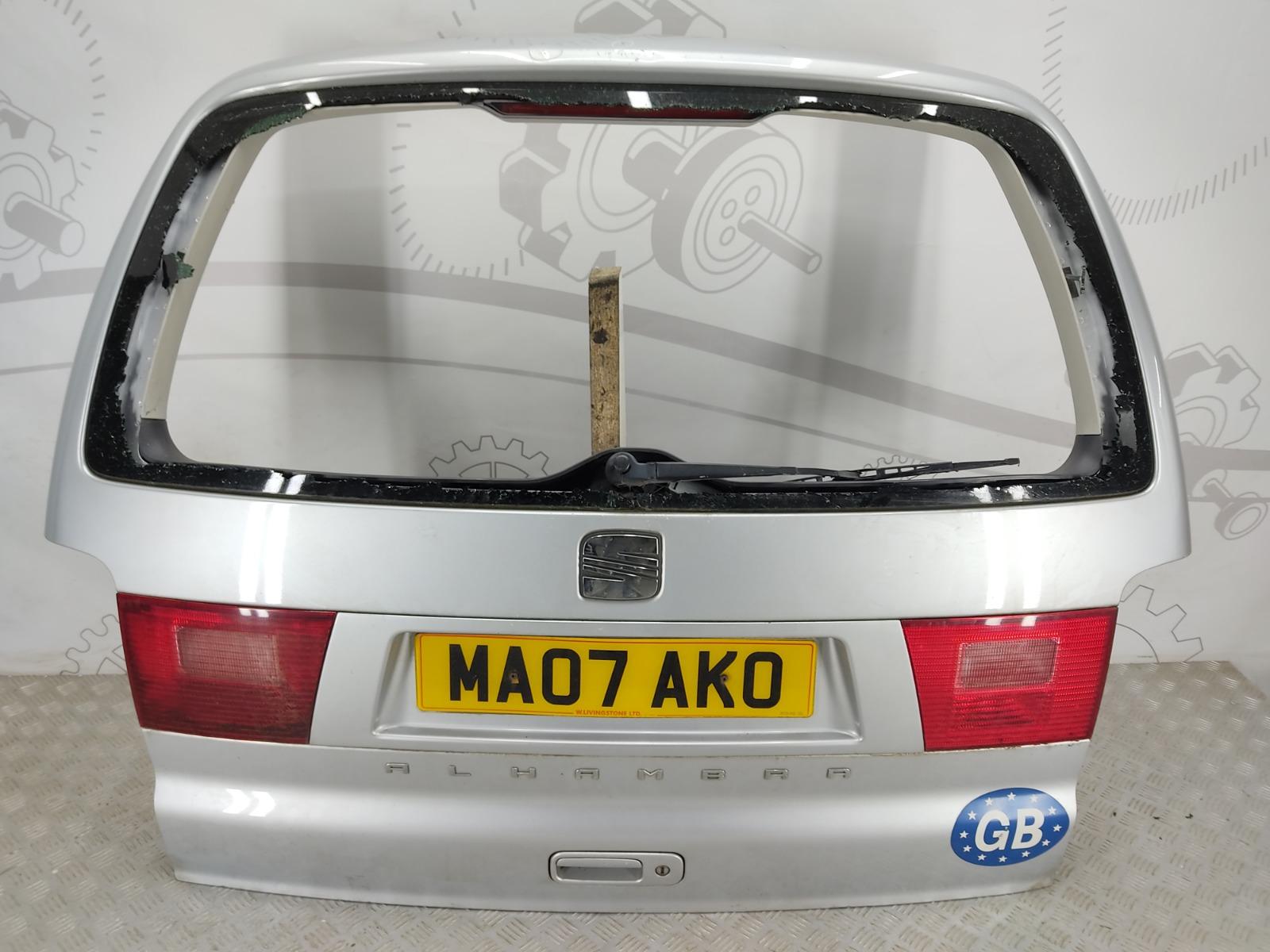 Крышка багажника Seat Alhambra 2.0 TDI 2007 (б/у)