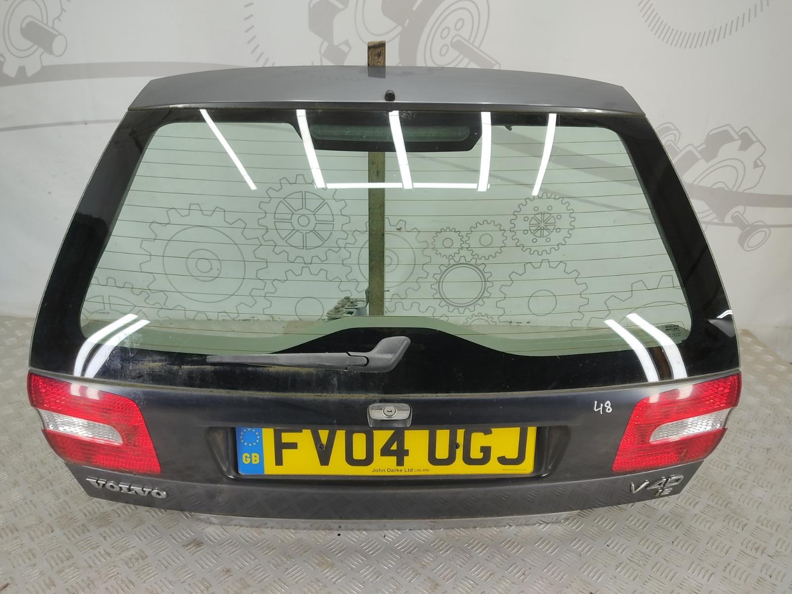 Крышка багажника Volvo V40 1.8 I 2004 (б/у)