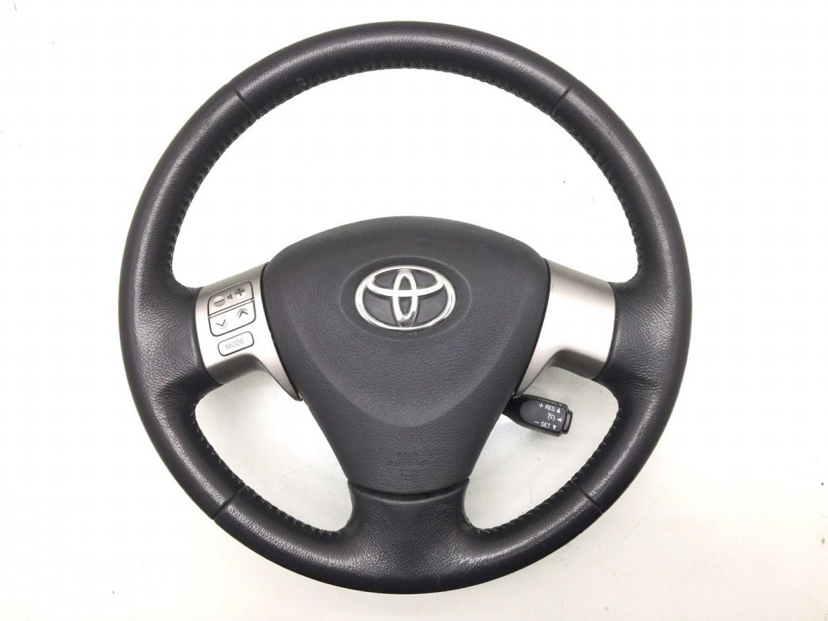 Руль Toyota Auris 1.6 I 2007 (б/у)