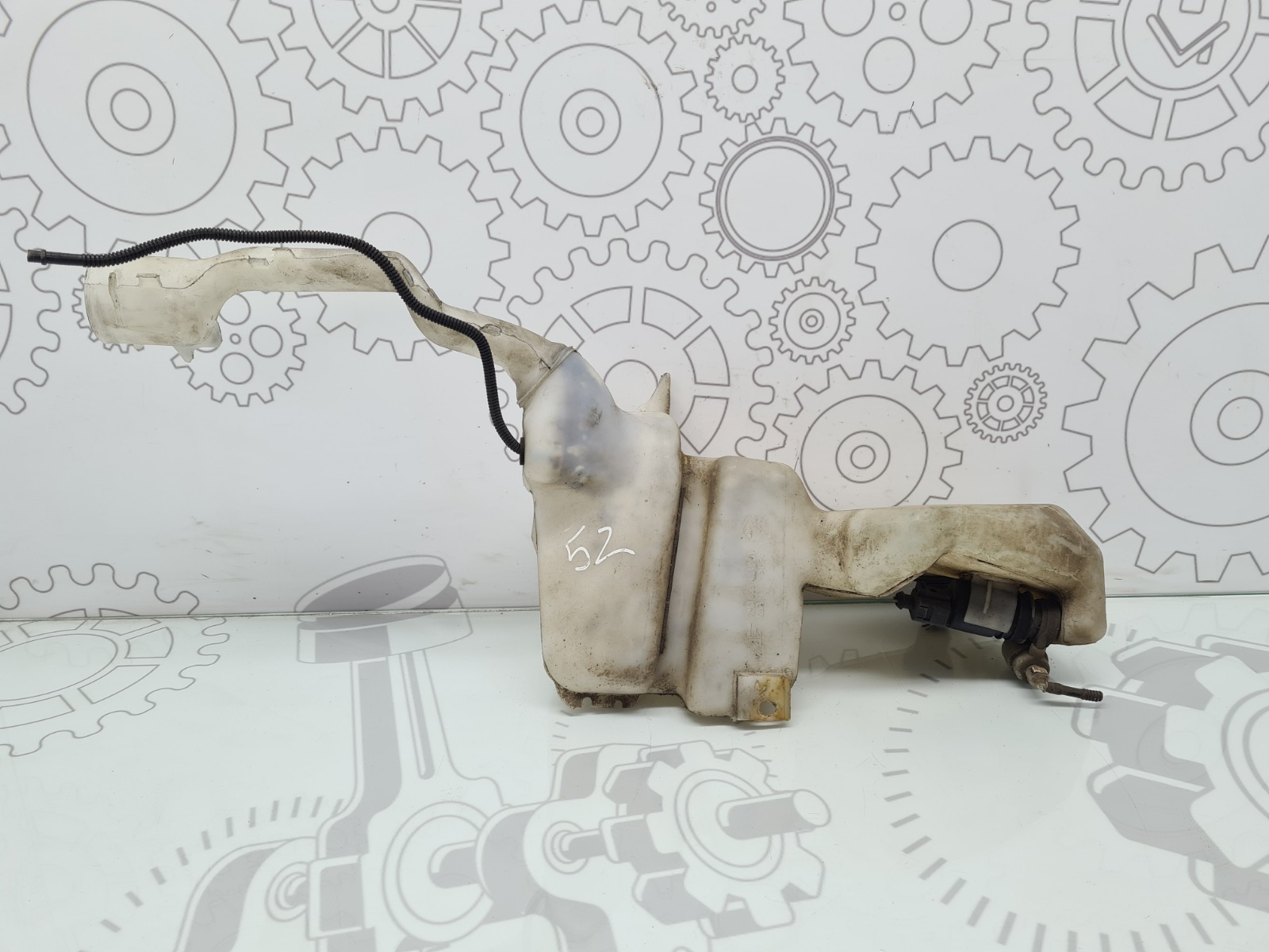 Бачок омывателя Seat Alhambra 2.0 TDI 2007 (б/у)