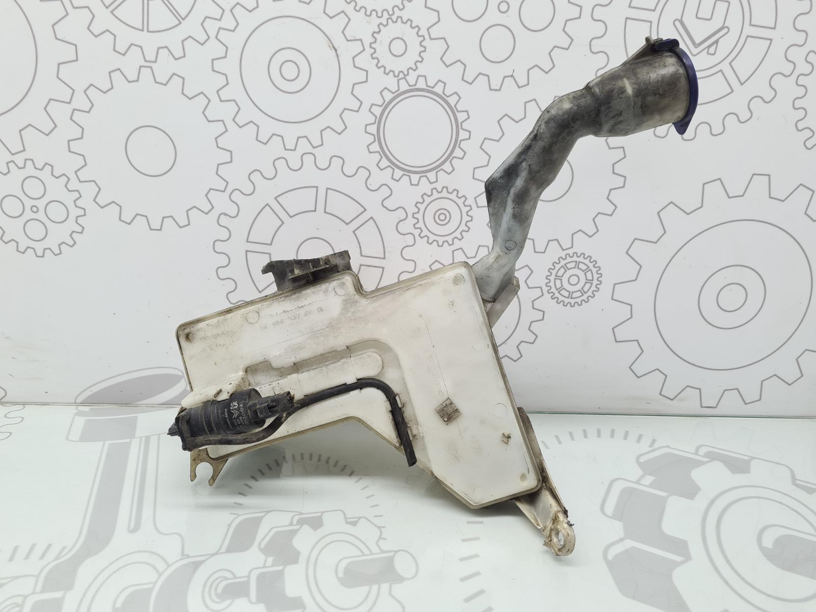 Бачок омывателя Peugeot 407 1.6 HDI 2006 (б/у)