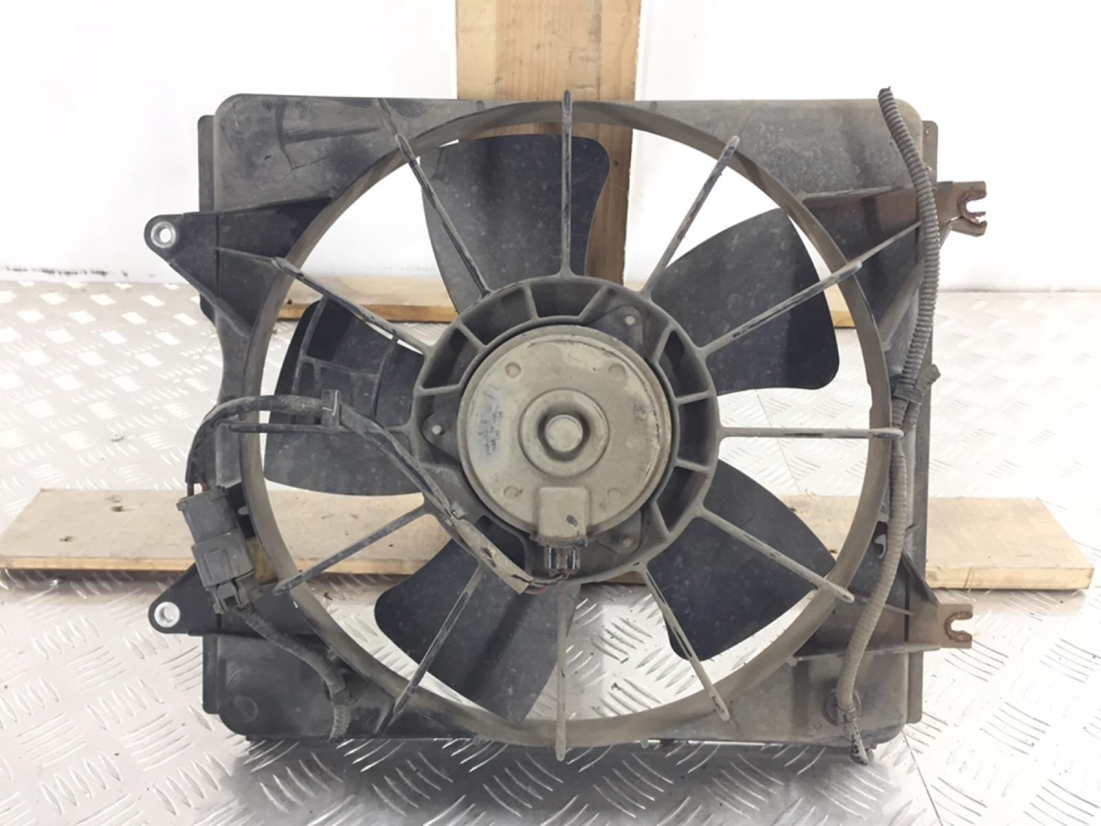 Вентилятор радиатора Honda Cr-V 2.2 CTDI 2007 (б/у)