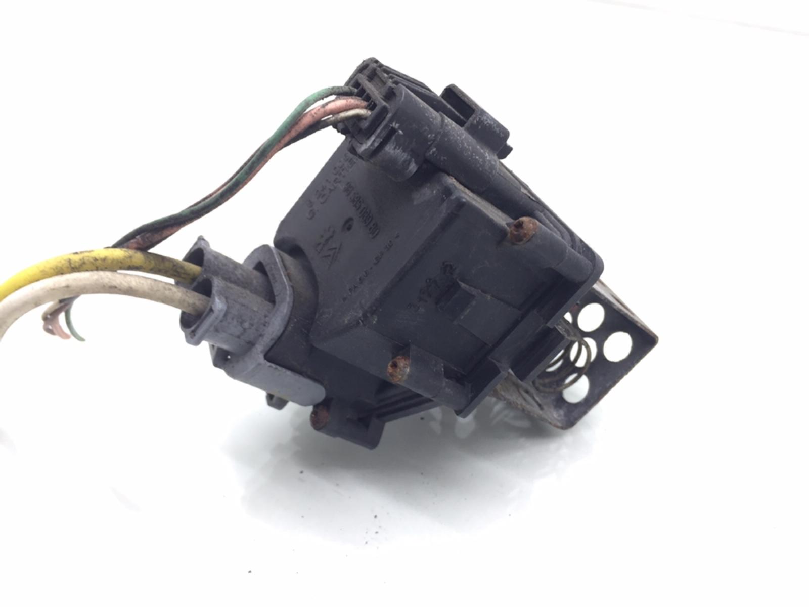 Блок управления вентилятором радиатора Peugeot 308 T7 1.6 HDI 2008 (б/у)
