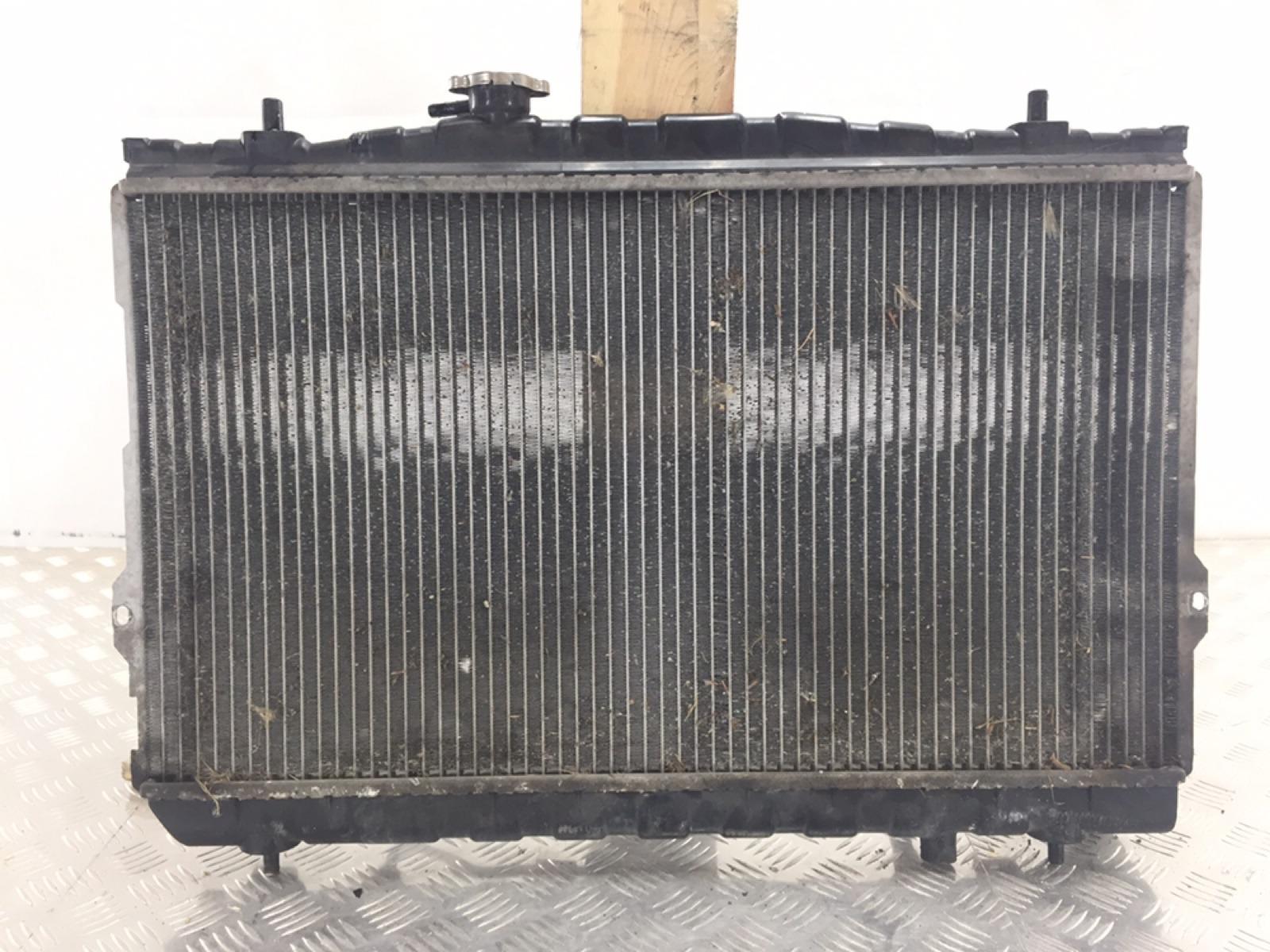 Радиатор (основной) Hyundai Coupe 2.0 I 2009 (б/у)
