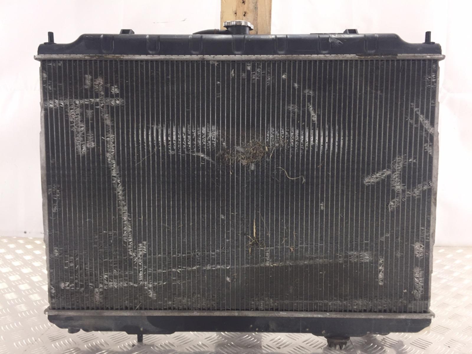 Радиатор (основной) Nissan X-Trail T30 2.2 DCI 2005 (б/у)