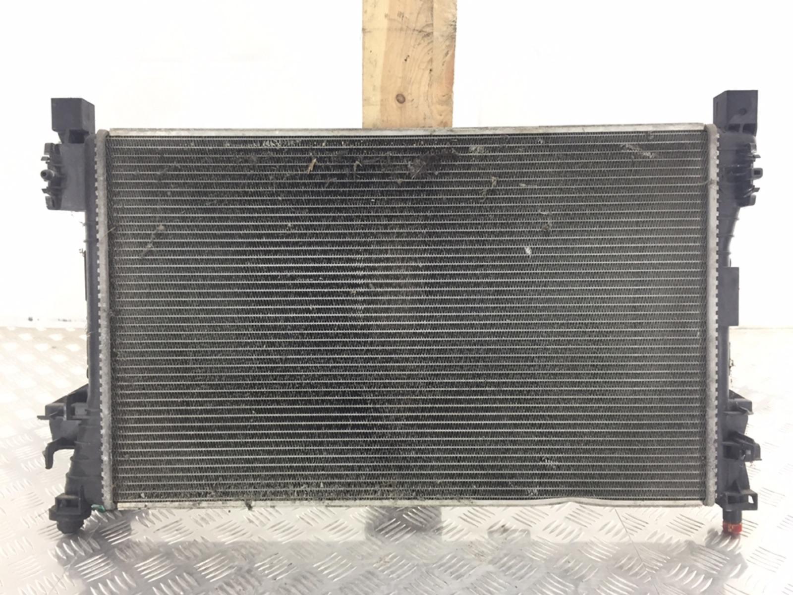 Радиатор (основной) Mercedes Clk W209 2.6 I 2003 (б/у)