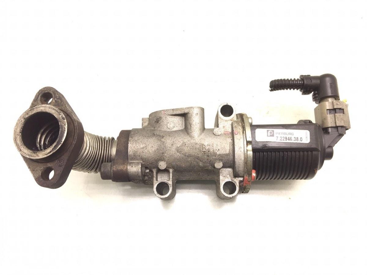 Клапан egr Opel Zafira B 1.9 CDTI 2005 (б/у)
