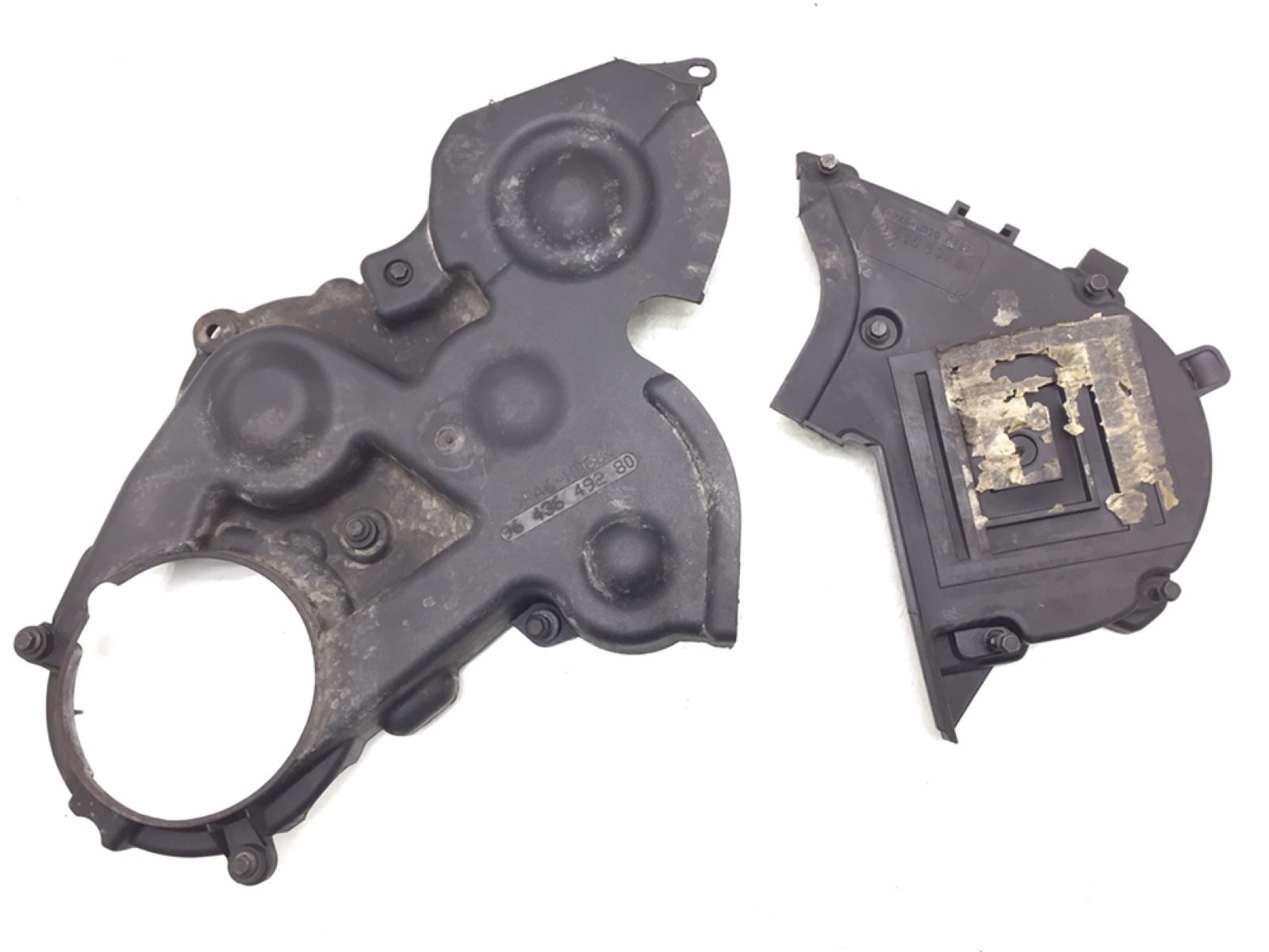 Защита (кожух) ремня грм Ford Focus 1.6 TDCI 2007 (б/у)
