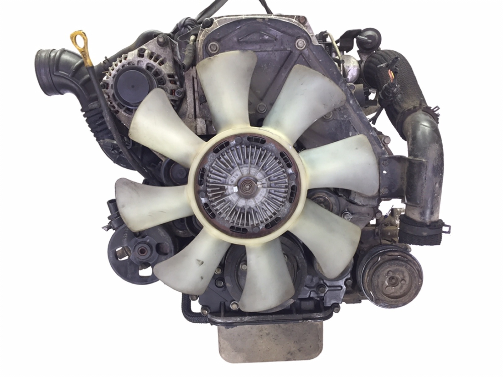 Двигатель Kia Sorento 2.5 CRD 2006 (б/у)