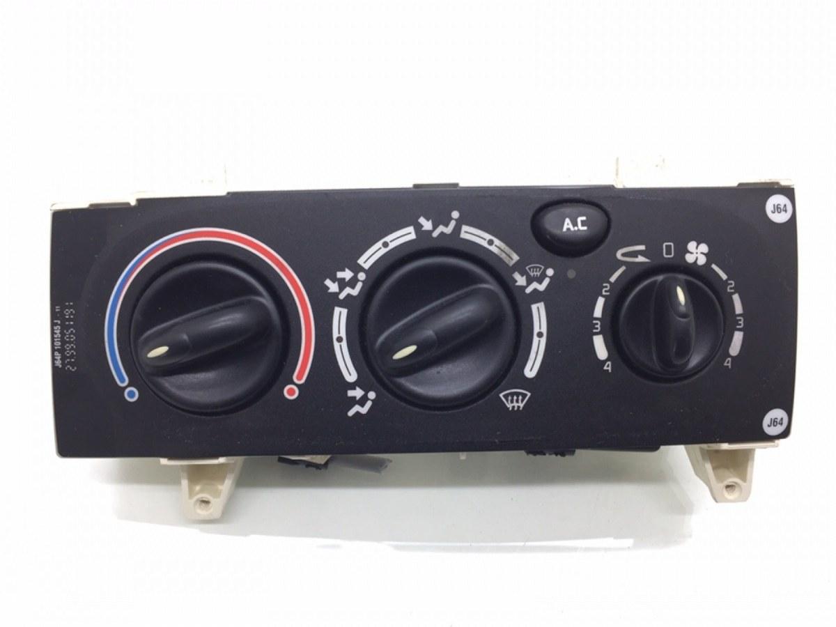 Блок управления печки/климат-контроля Renault Scenic 2.0 I 2000 (б/у)