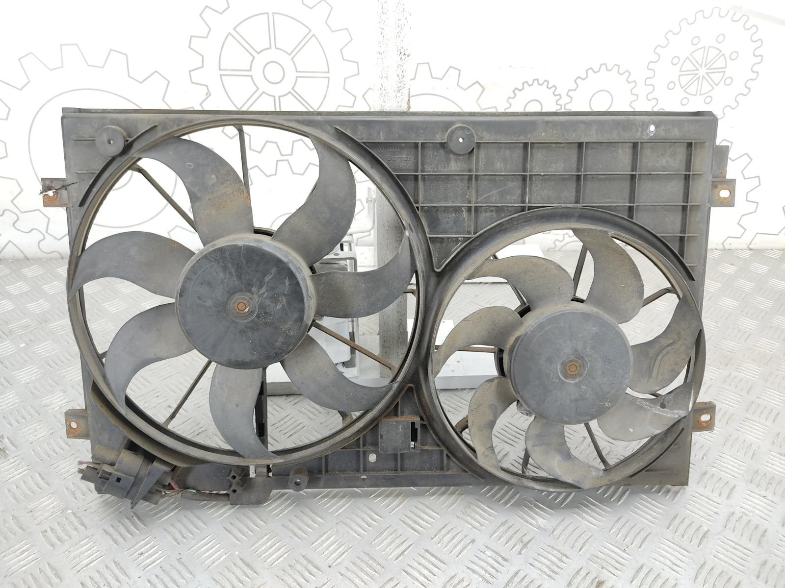 Вентилятор радиатора Skoda Octavia 1.6 I 2005 (б/у)