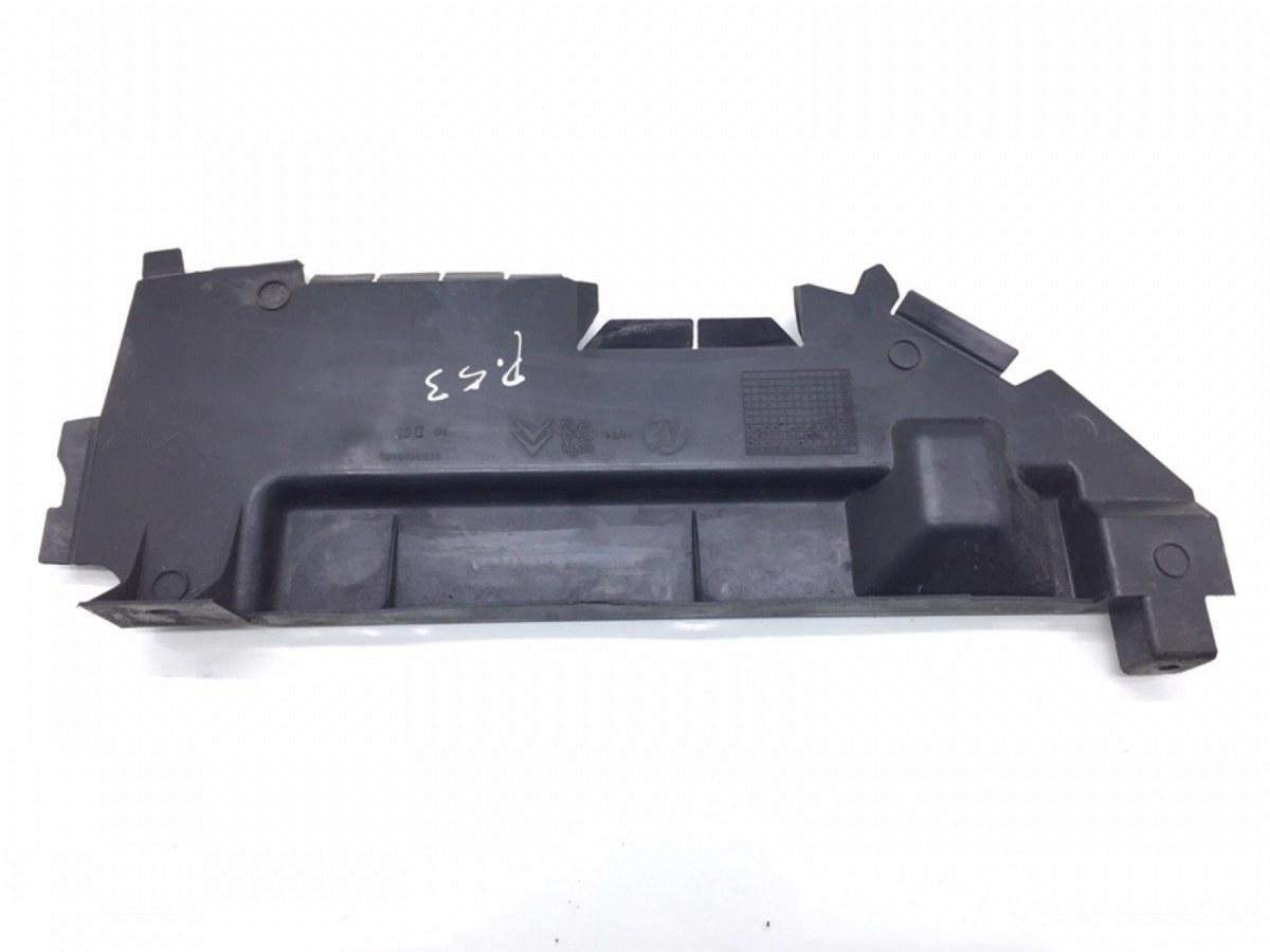Дефлектор радиатора Peugeot 307 1.6 HDI 2007 (б/у)