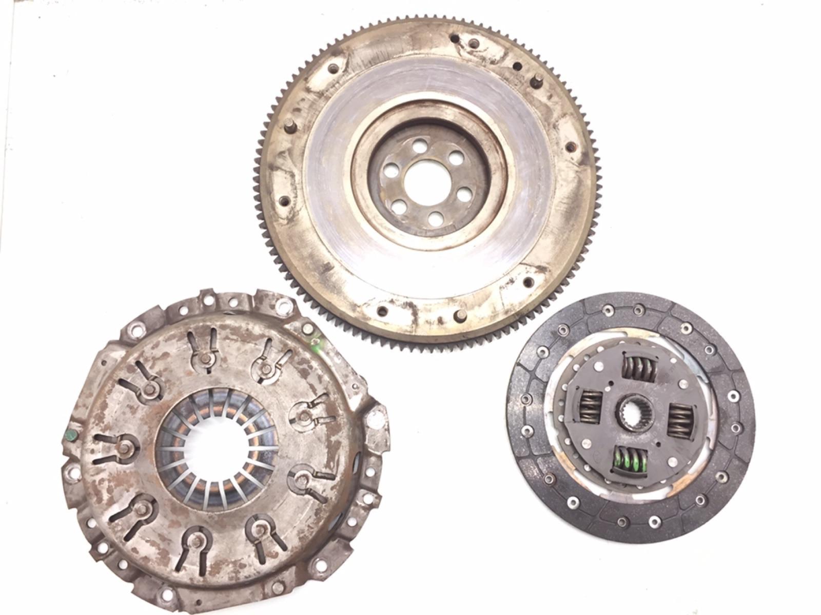 Комплект сцепления Mazda 3 BK 1.6 I 2006 (б/у)