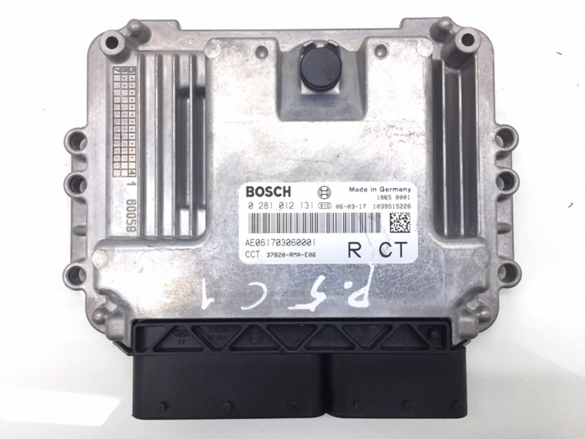 Блок управления двигателем Honda Cr-V 2.2 CTDI 2006 (б/у)