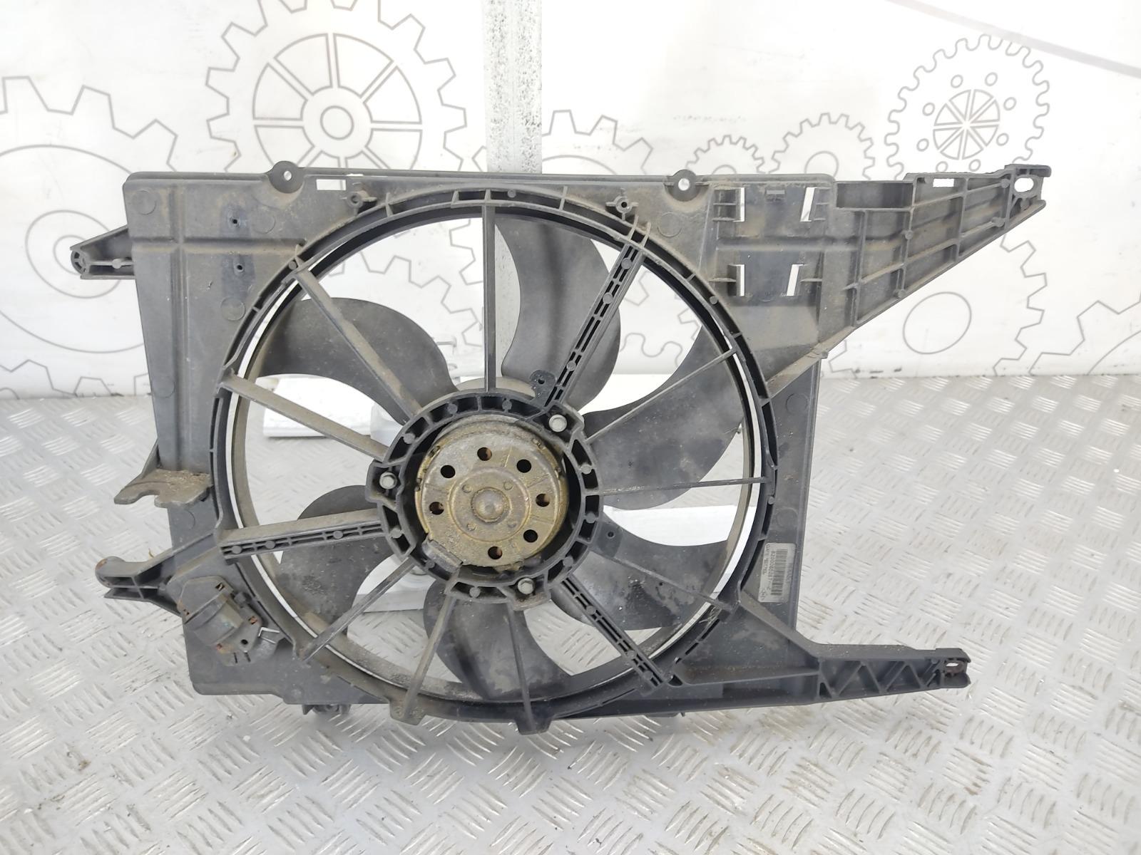 Вентилятор радиатора Renault Megane 1.4 I 2002 (б/у)