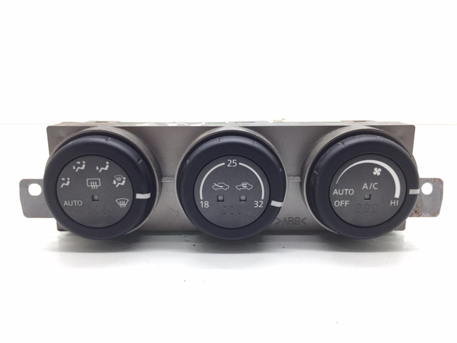 Блок управления печки/климат-контроля Nissan X-Trail T30 2.2 DCI 2005 (б/у)