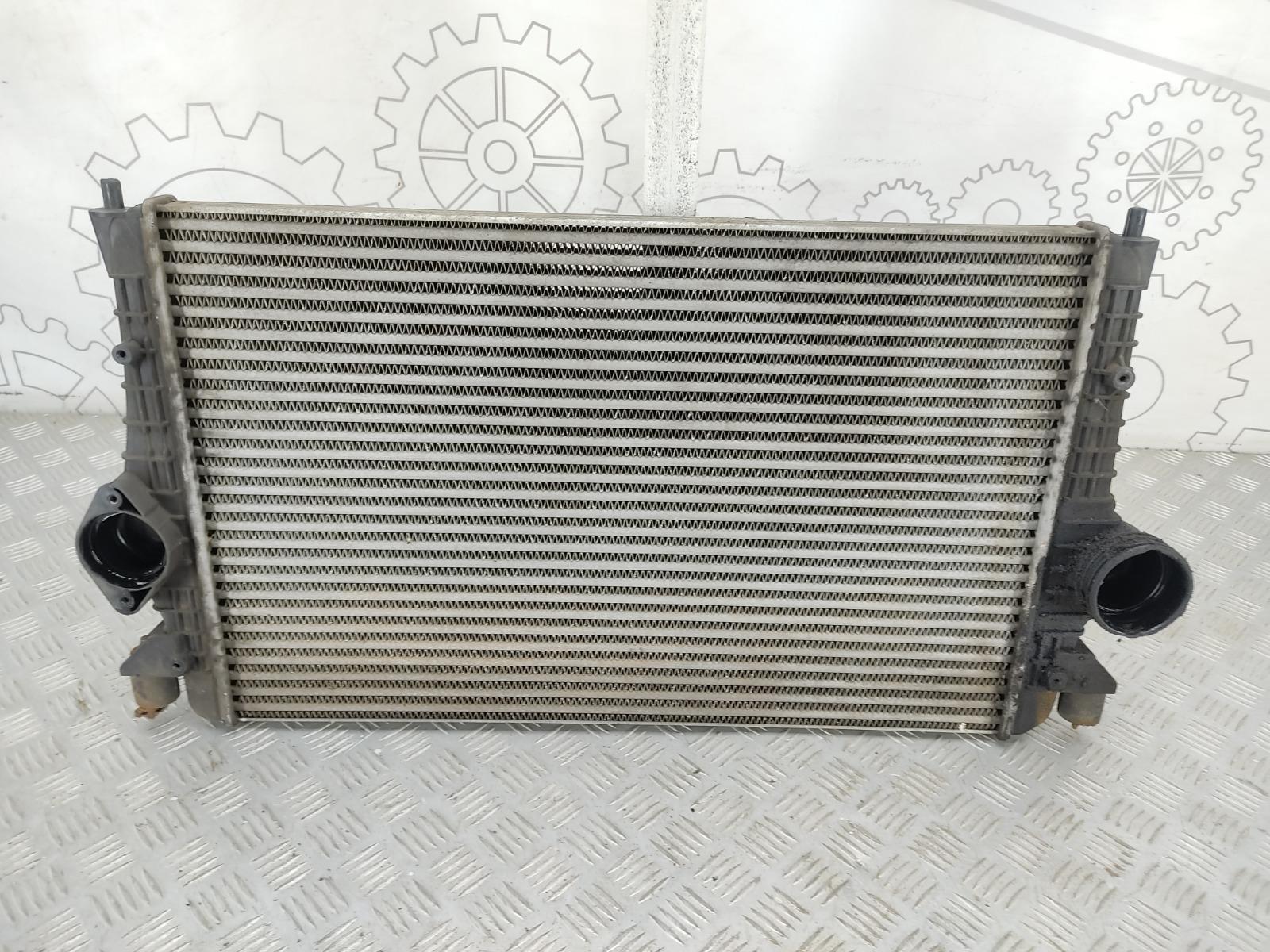 Интеркулер Seat Alhambra 2.0 TDI 2007 (б/у)