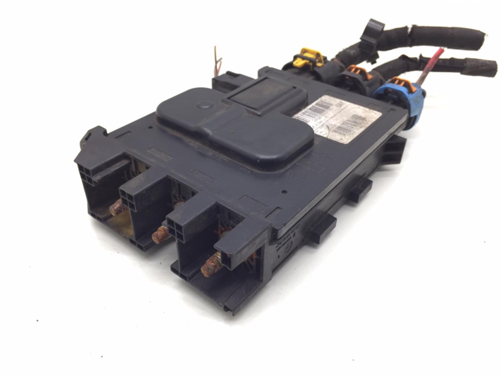 Блок управления аккумулятором (акб) Renault Scenic 1.6 I 2011 (б/у)