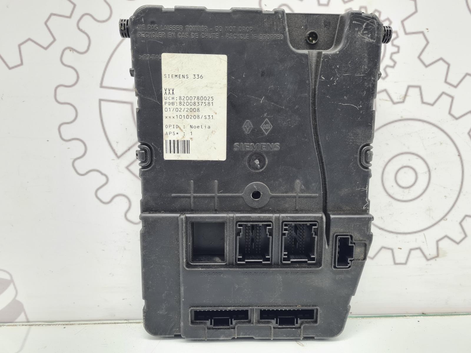 Блок комфорта Renault Megane 1.6 I 2008 (б/у)