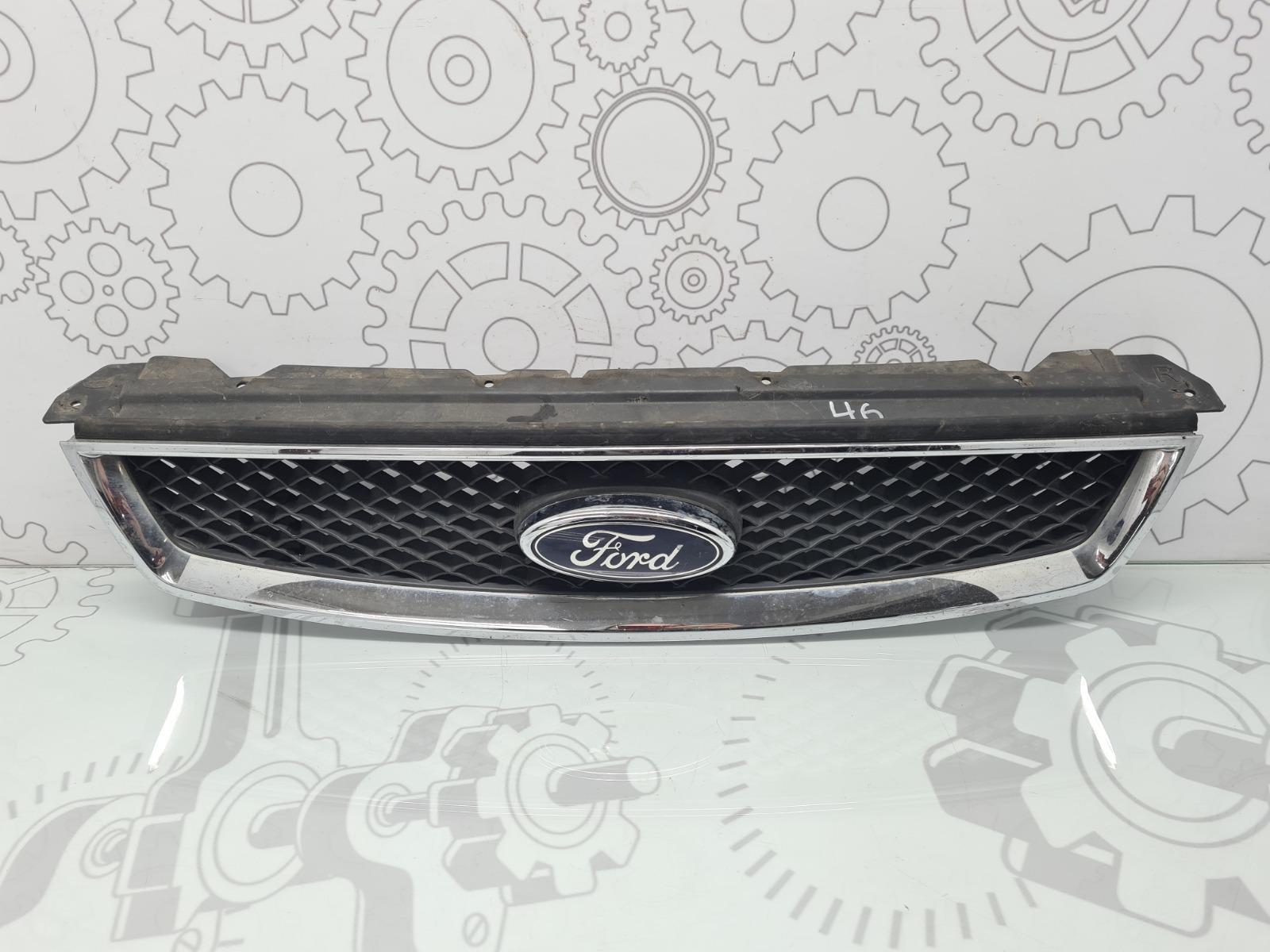 Решетка радиатора Ford Focus 1.8 TDCI 2007 (б/у)