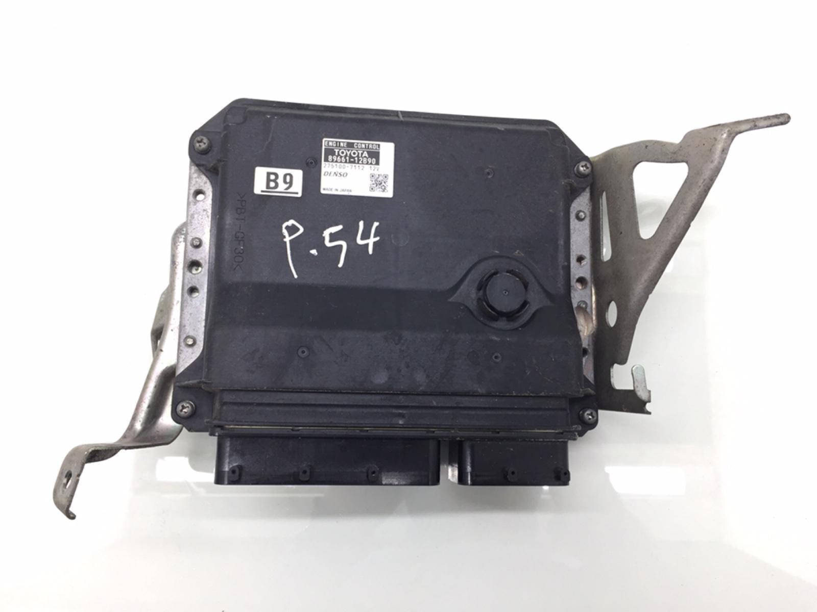 Блок управления двигателем Toyota Auris 1.6 I 2007 (б/у)