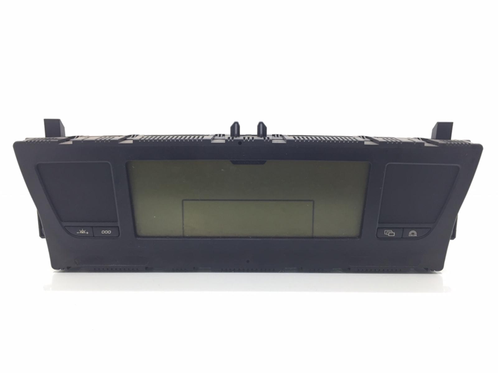 Щиток приборов (приборная панель) Citroen C4 Grand Picasso 1.6 I 2008 (б/у)