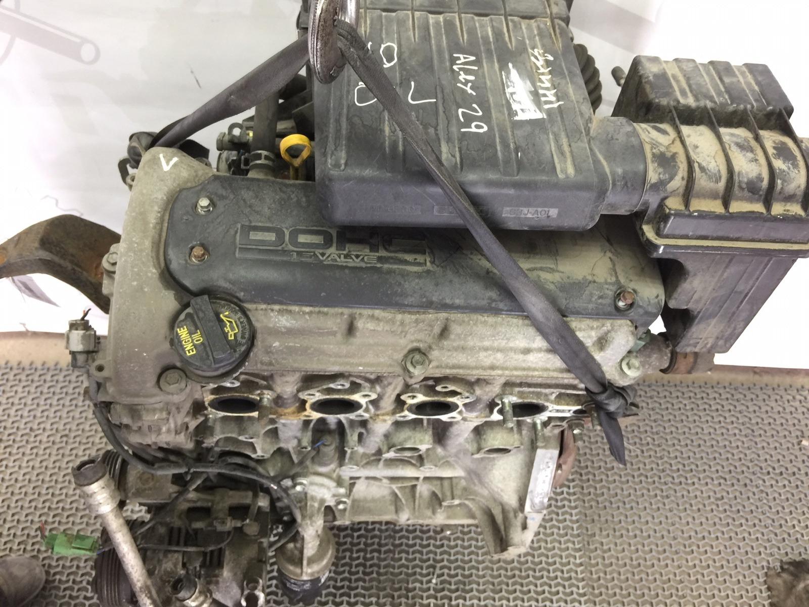 Двигатель Suzuki Swift 1.3 I 2006 (б/у)