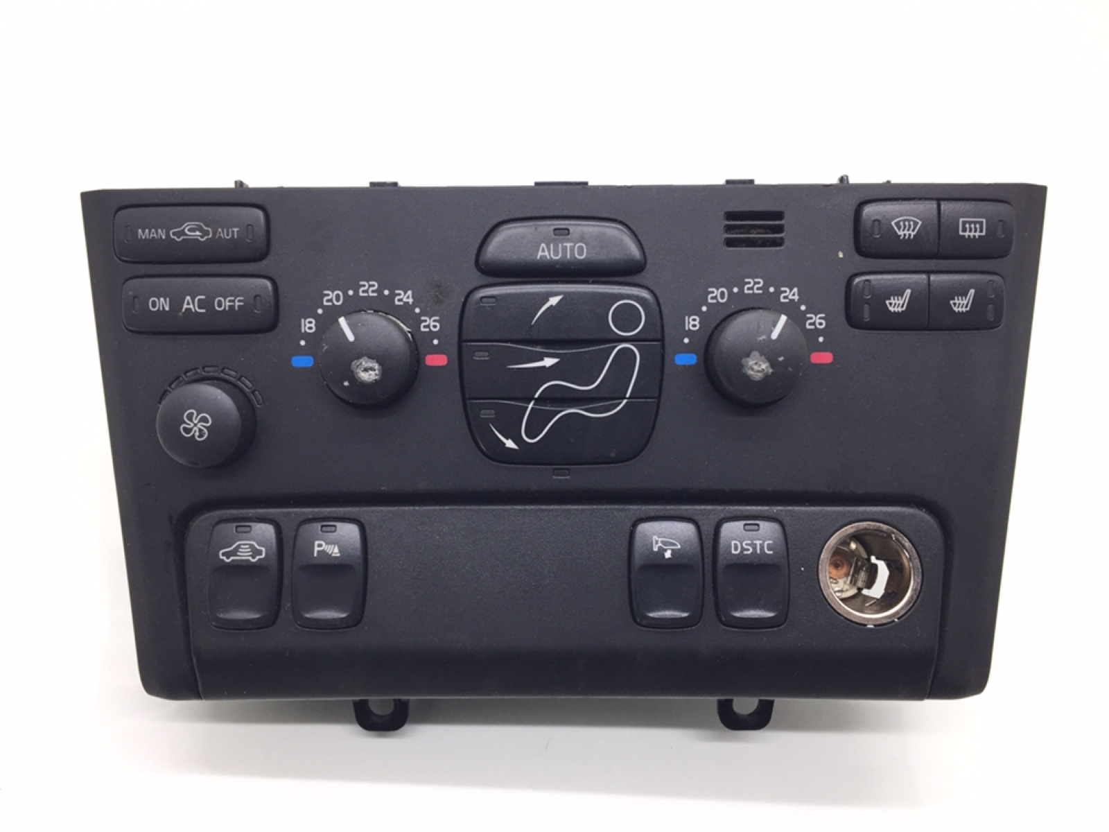 Блок управления печки/климат-контроля Volvo Xc90 2.9 I 2005 (б/у)