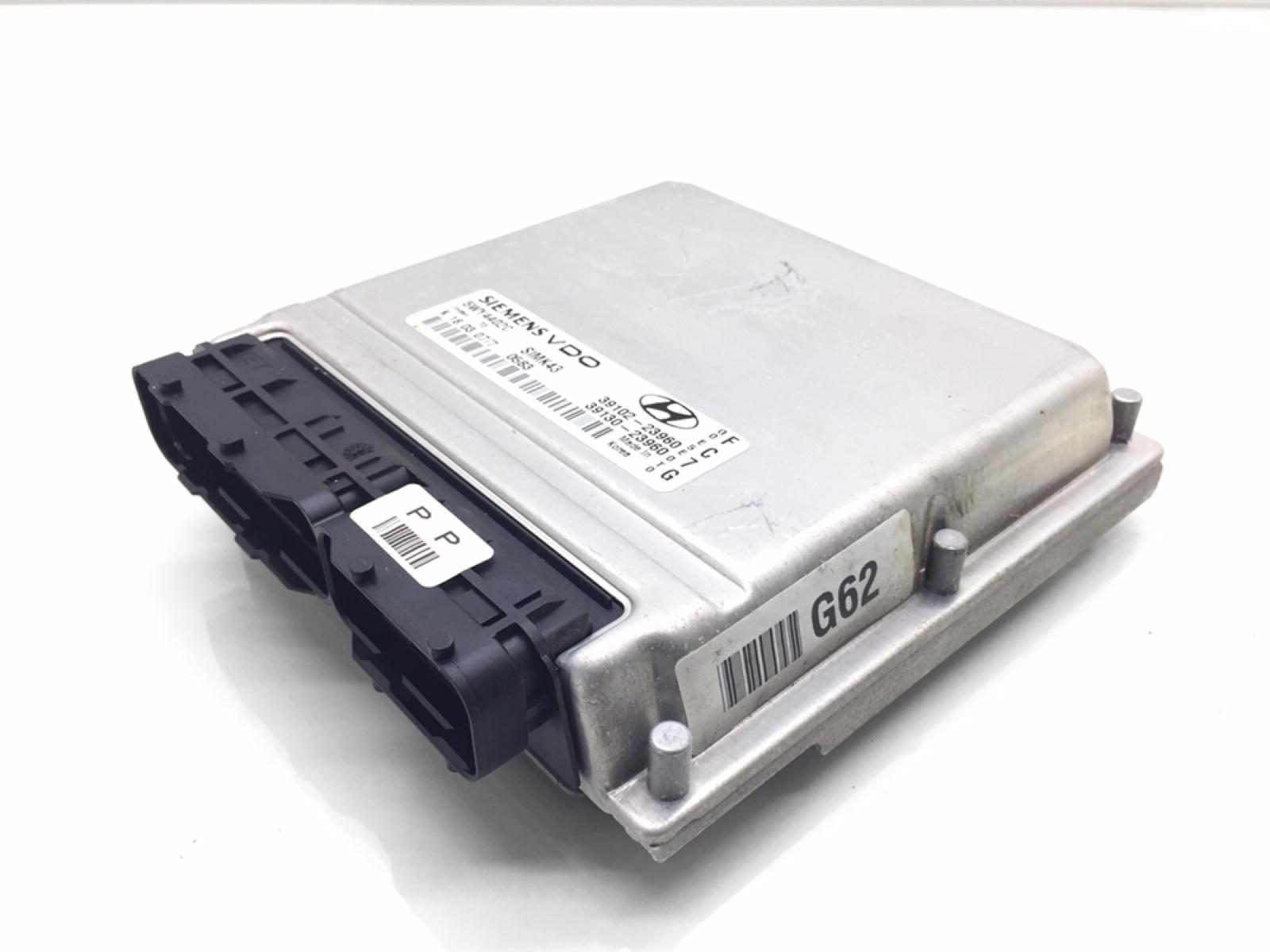 Блок управления двигателем Hyundai Coupe 2.0 I 2009 (б/у)