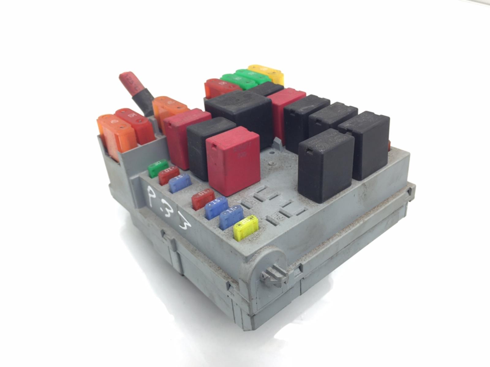 Блок предохранителей Fiat Bravo 1.4 I 2007 (б/у)