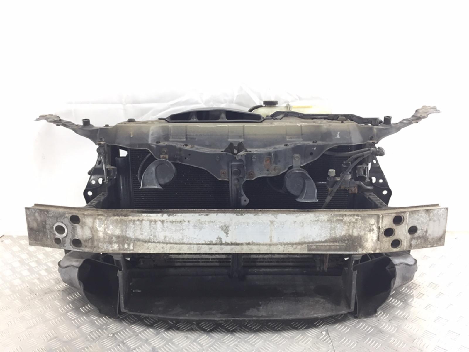Передняя панель крепления облицовки (телевизор) Lexus Is 2.2 TD 2007 (б/у)