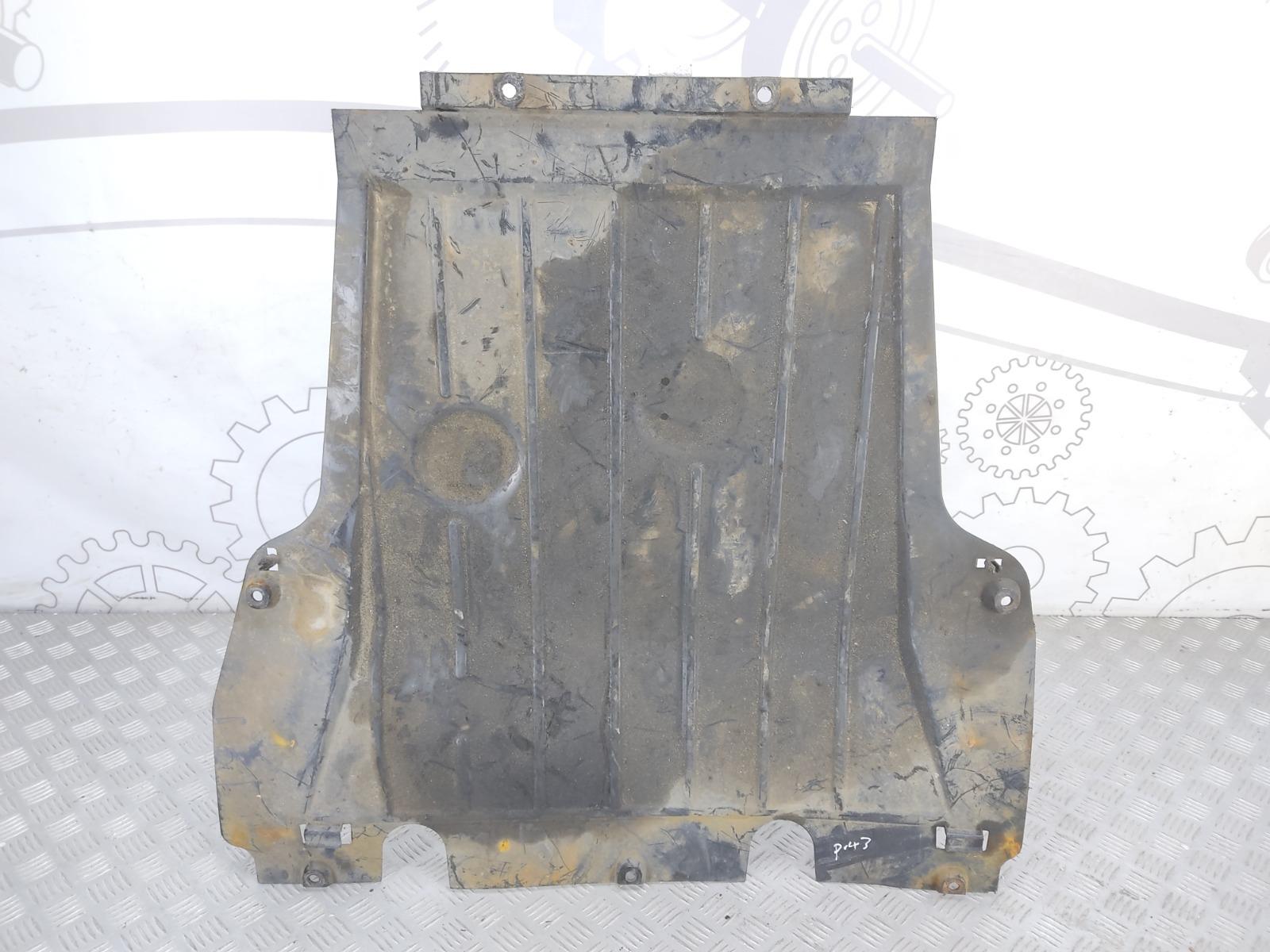 Защита двигателя Renault Grand Modus 1.5 DCI 2008 (б/у)