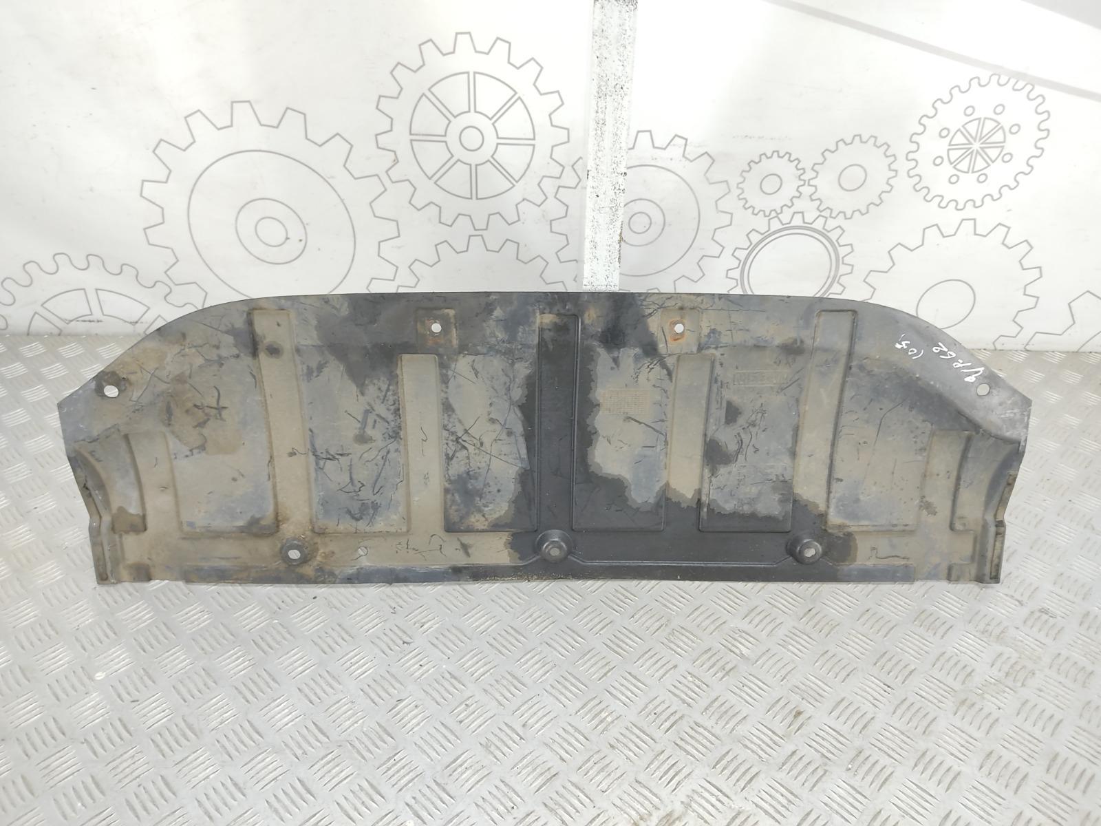 Защита бампера переднего Nissan Qashqai 1.5 DCI 2007 (б/у)