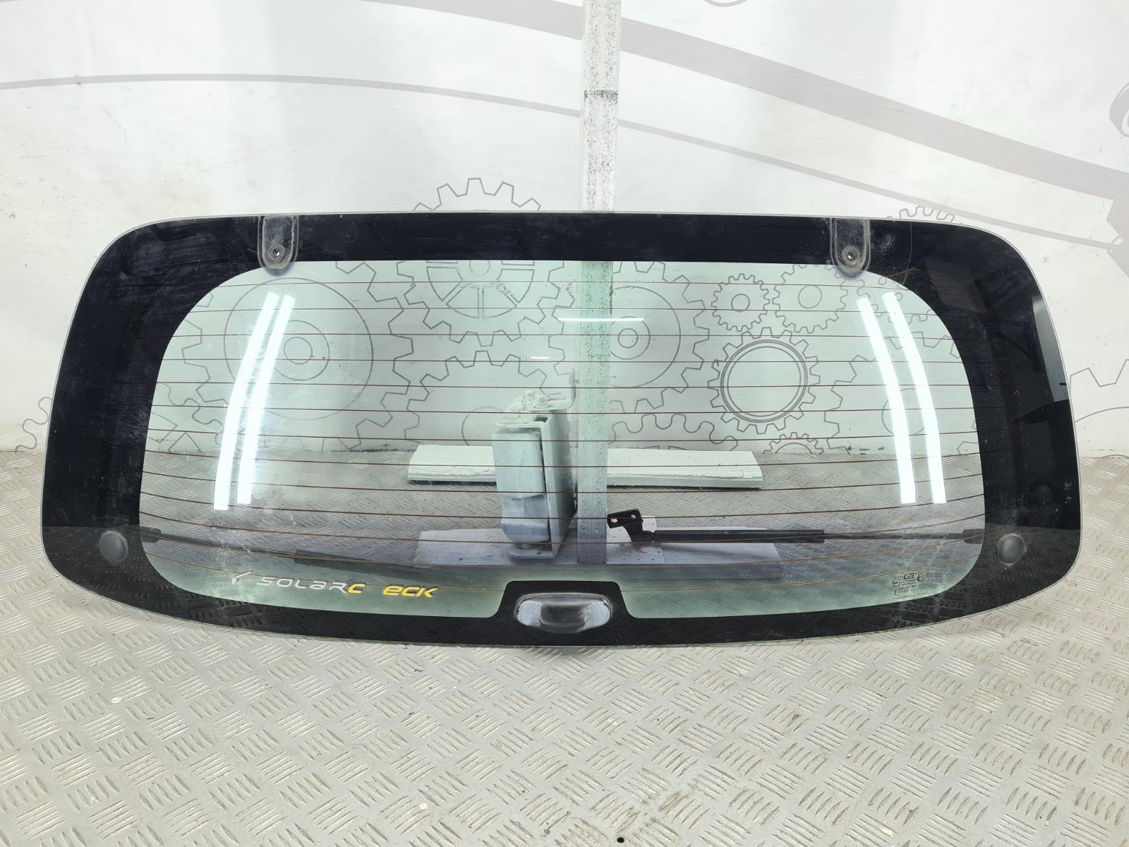 Стекло заднее Hyundai Santa Fe 2.0 CRDI 2002 (б/у)