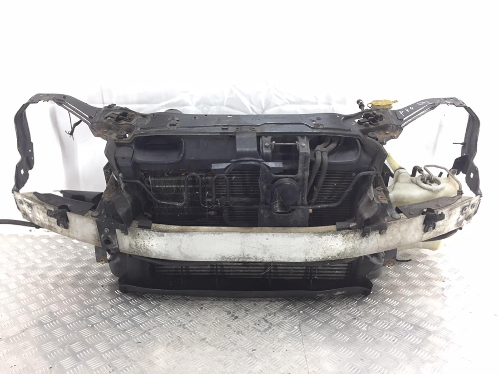 Панель передняя (телевизор) Mercedes Clk W209 2.7 CDI 2003 (б/у)