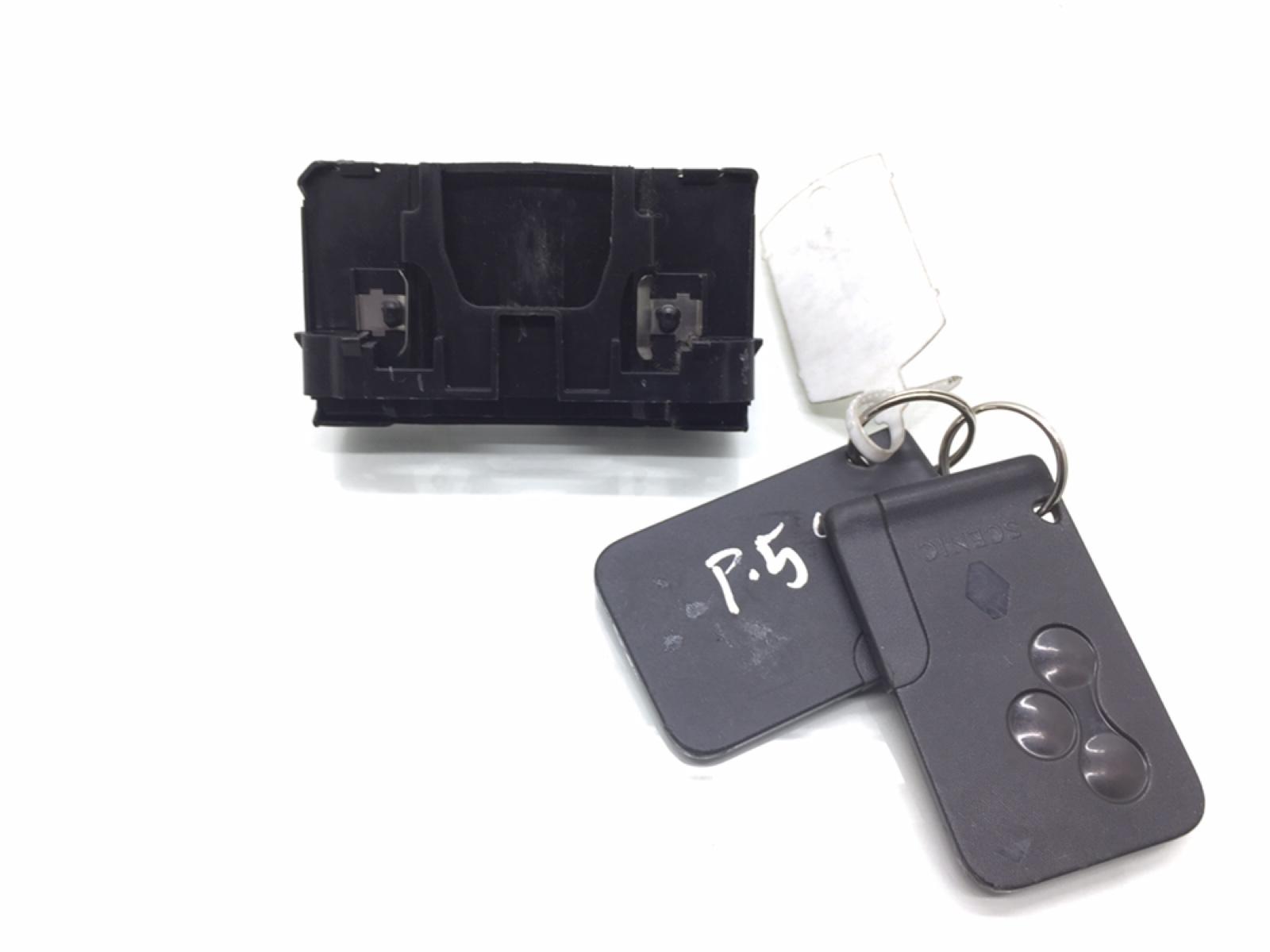 Блок считывания ключ-карты Renault Scenic 1.6 I 2008 (б/у)