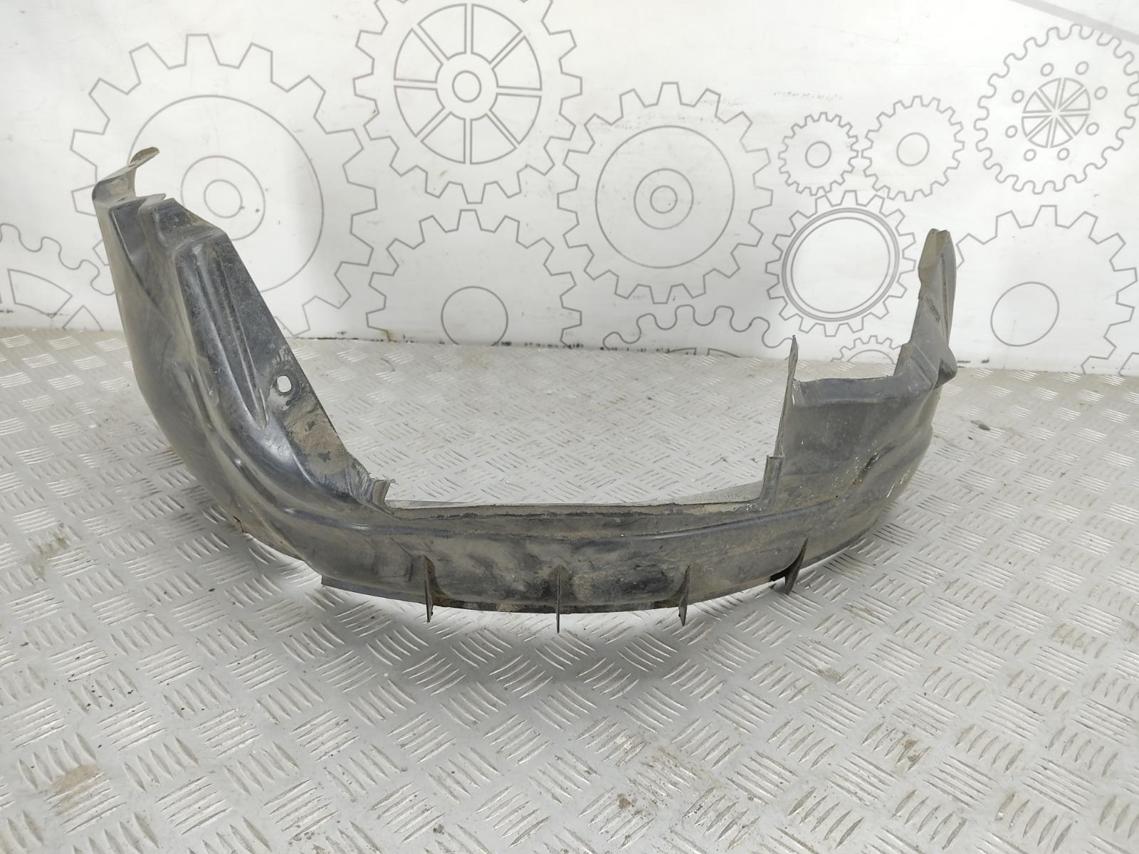 Защита арок передняя левая (подкрылок) Fiat Panda 1.3 JTD 2007 (б/у)