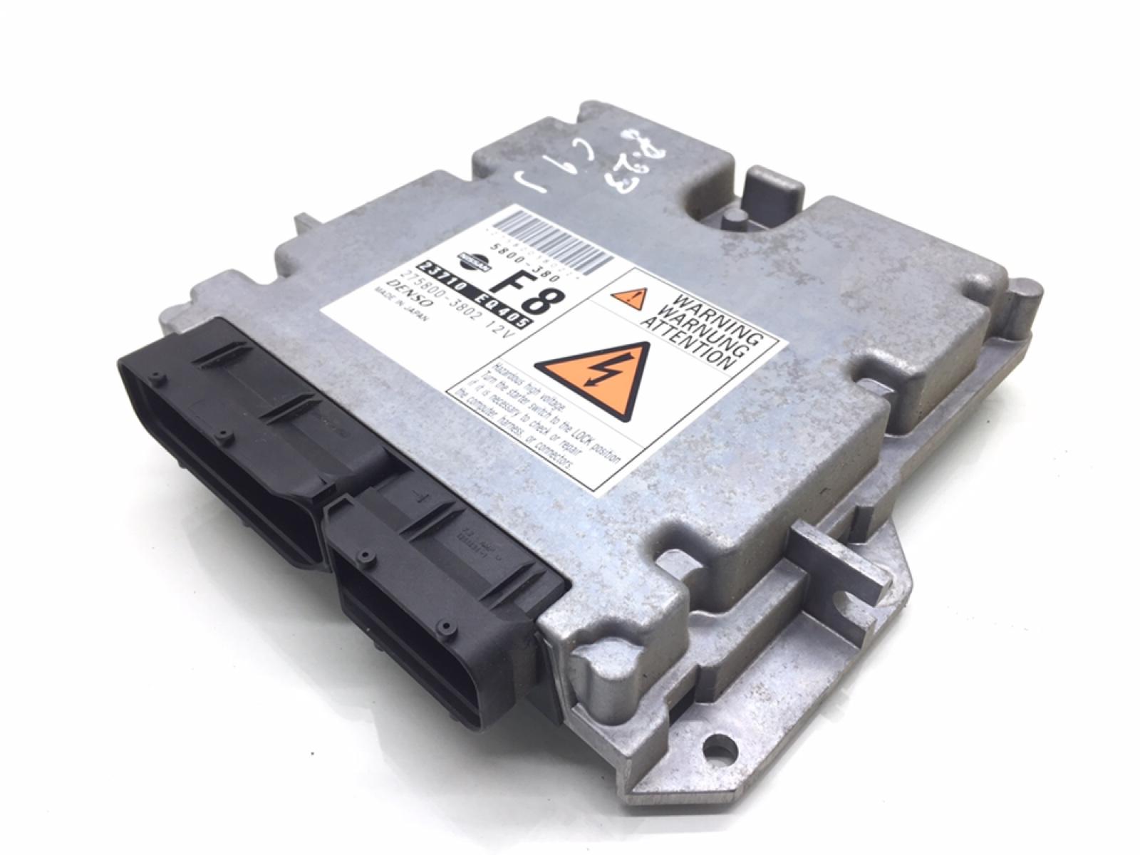Блок управления двигателем Nissan X-Trail T30 2.2 DCI 2005 (б/у)