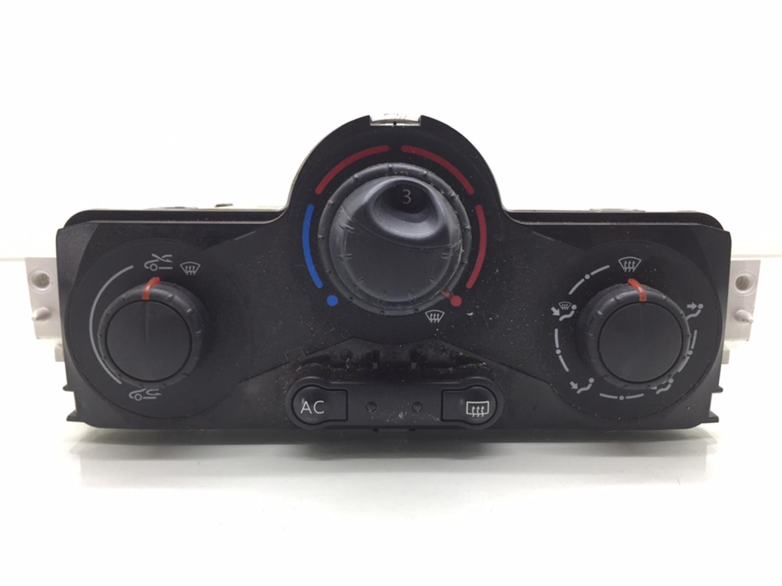 Блок управления печки/климат-контроля Renault Scenic 1.6 I 2008 (б/у)