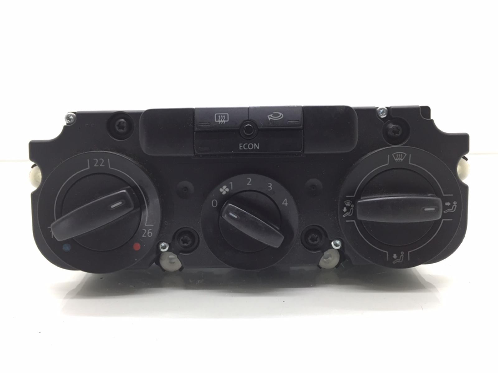 Блок управления печки/климат-контроля Volkswagen Touran 1.9 TDI 2005 (б/у)