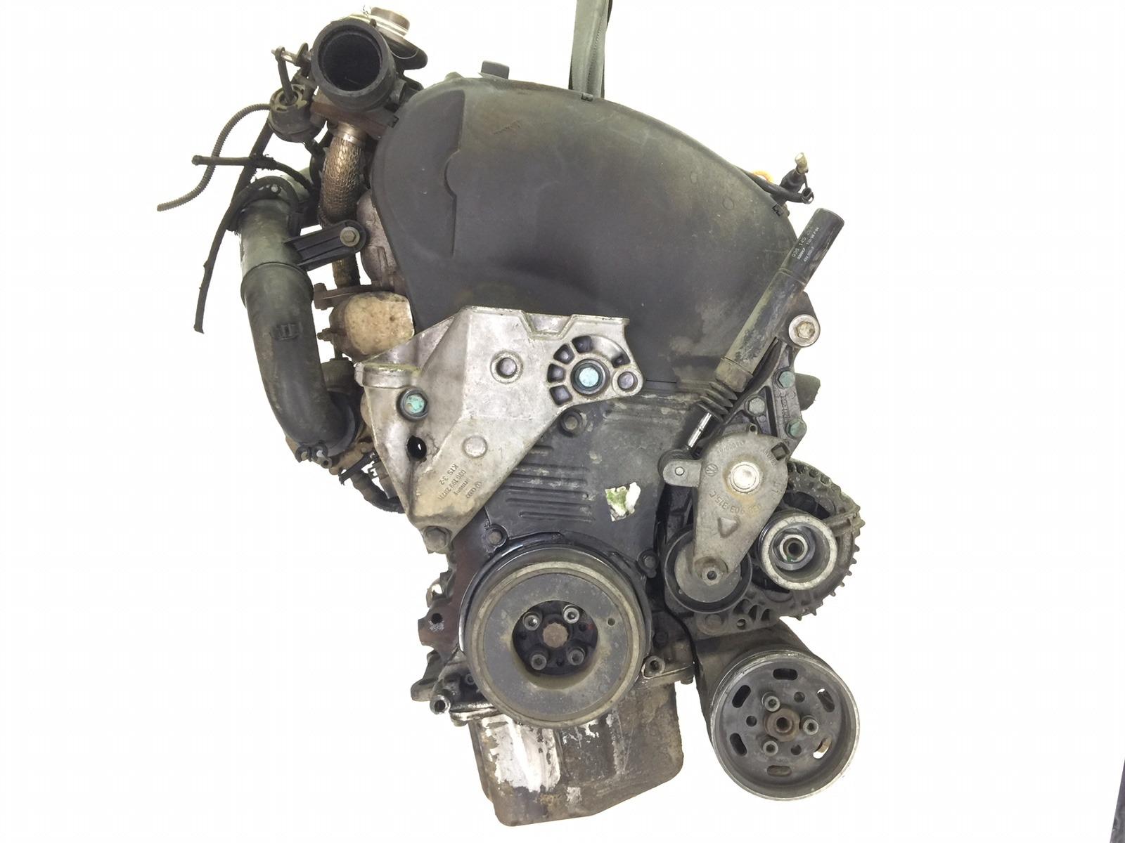 Двигатель Volkswagen Golf 4 1.9 TDI 1998 (б/у)