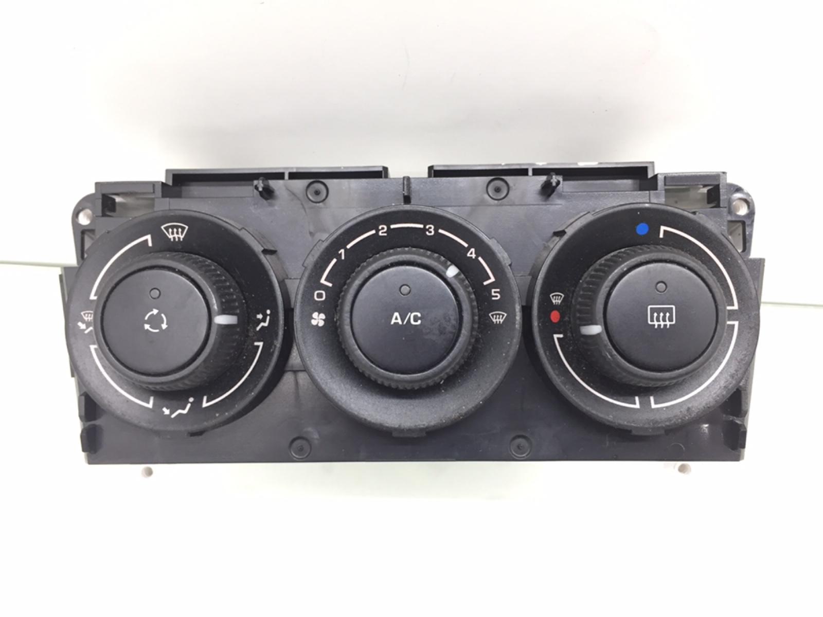 Блок управления печки/климат-контроля Peugeot 308 T7 1.6 I 2008 (б/у)