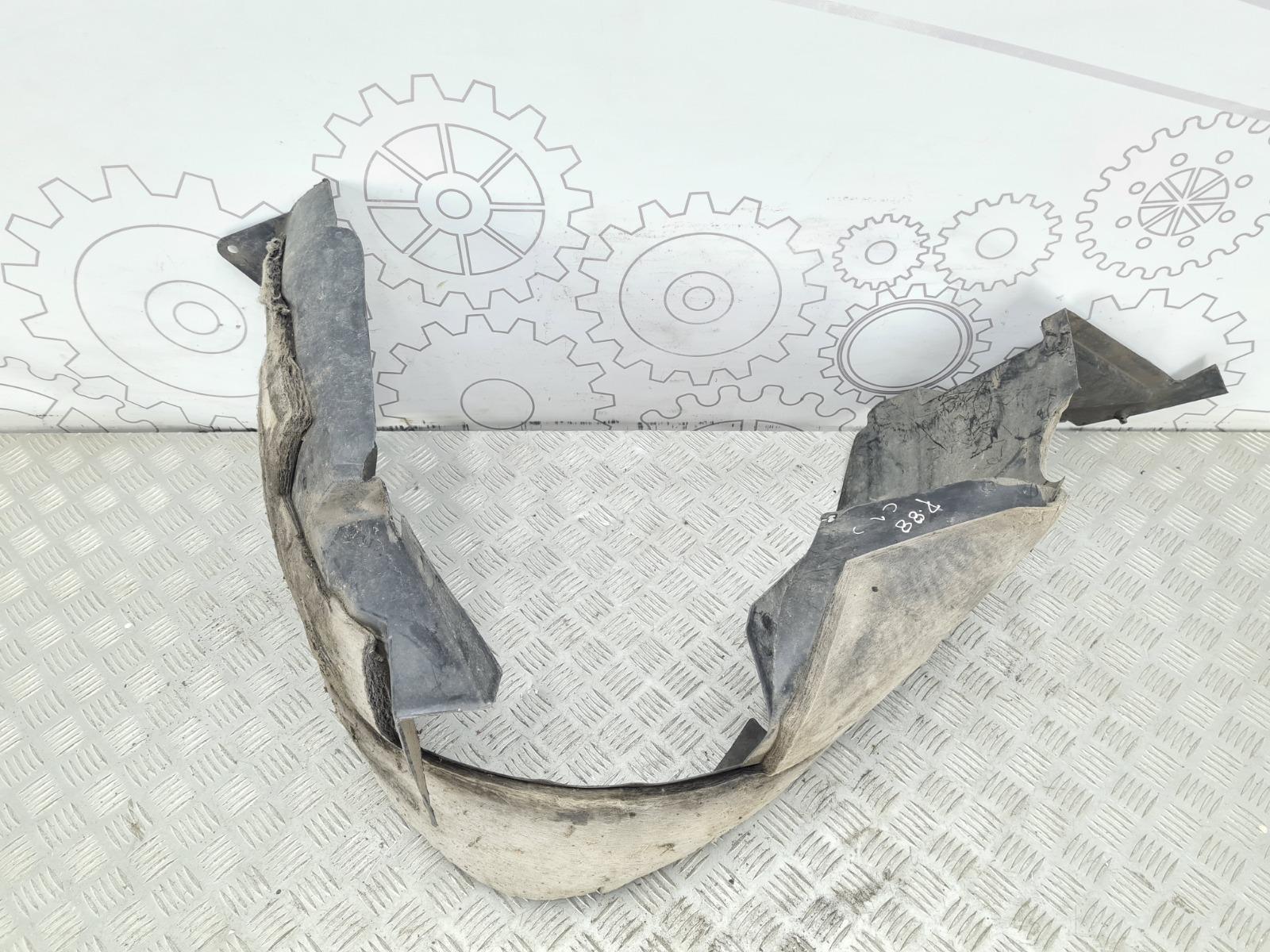 Защита арок передняя правая (подкрылок) Citroen Xsara Picasso 1.6 HDI 2007 (б/у)