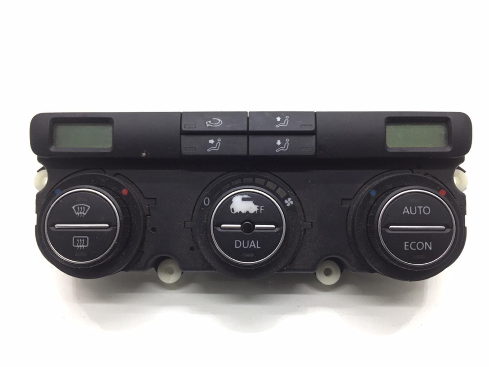 Блок управления печки/климат-контроля Volkswagen Touran 2.0 TDI 2007 (б/у)